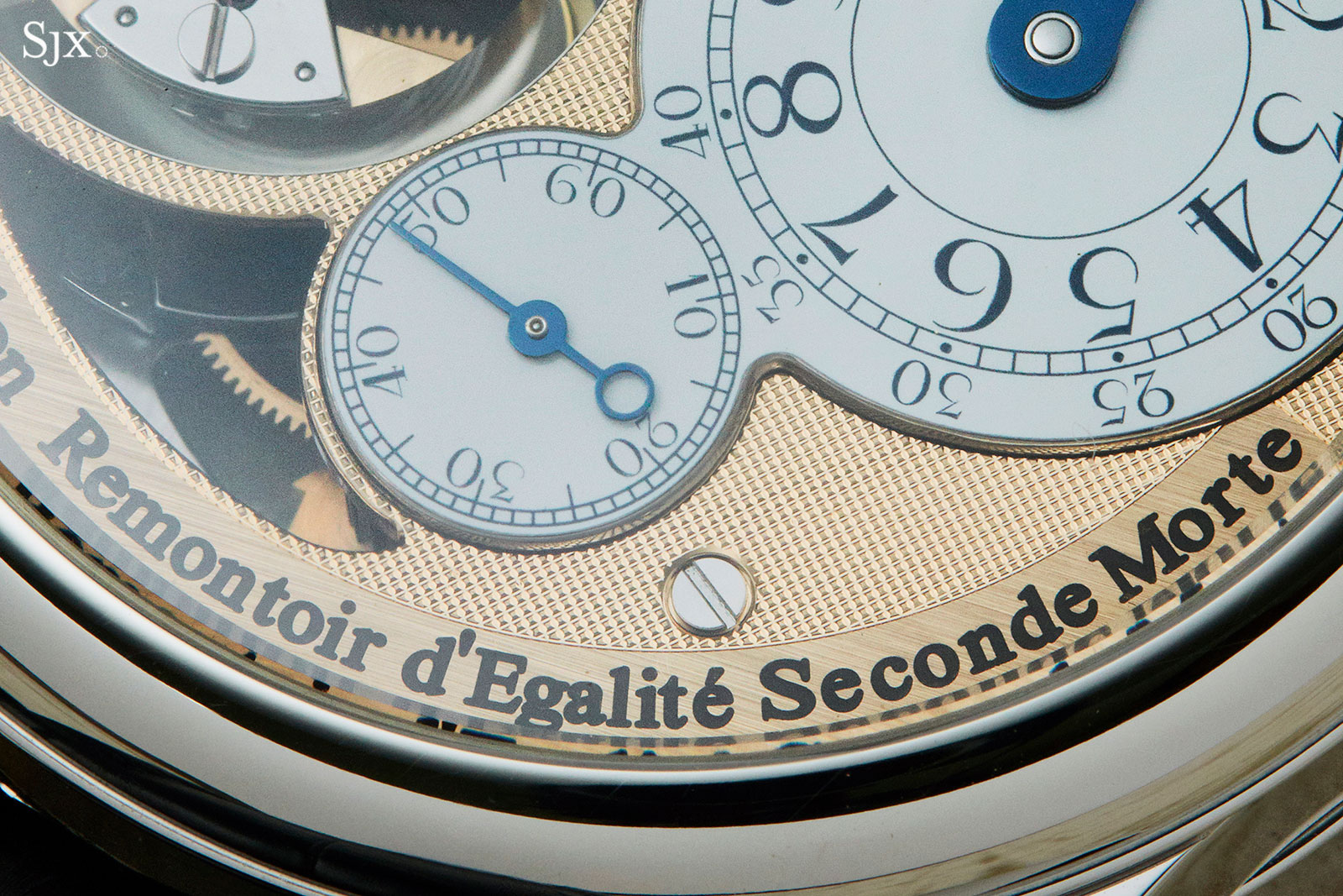 FP Journe Tourbillon Souverain Vertical Pt 3