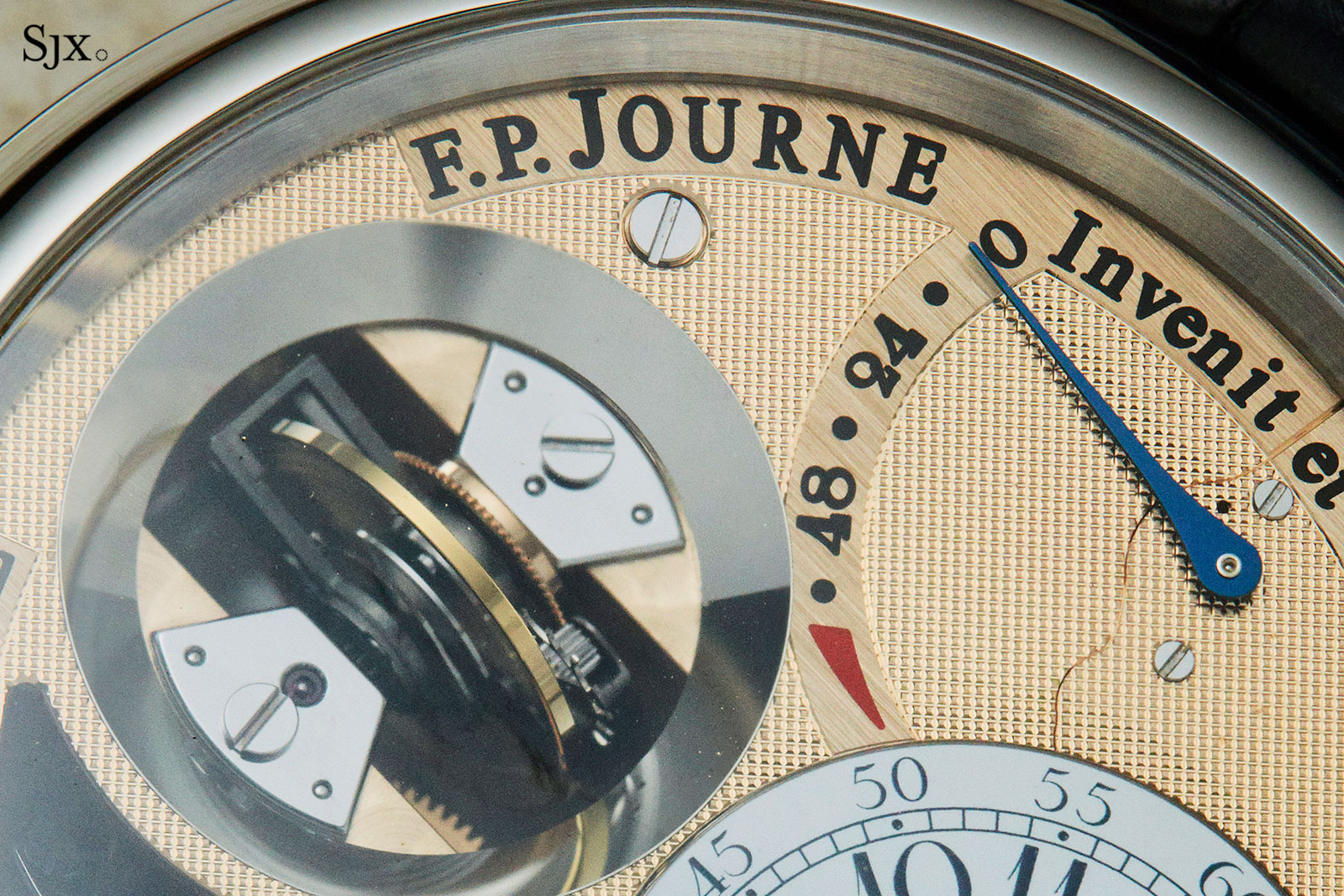 FP Journe Tourbillon Souverain Vertical Pt 4