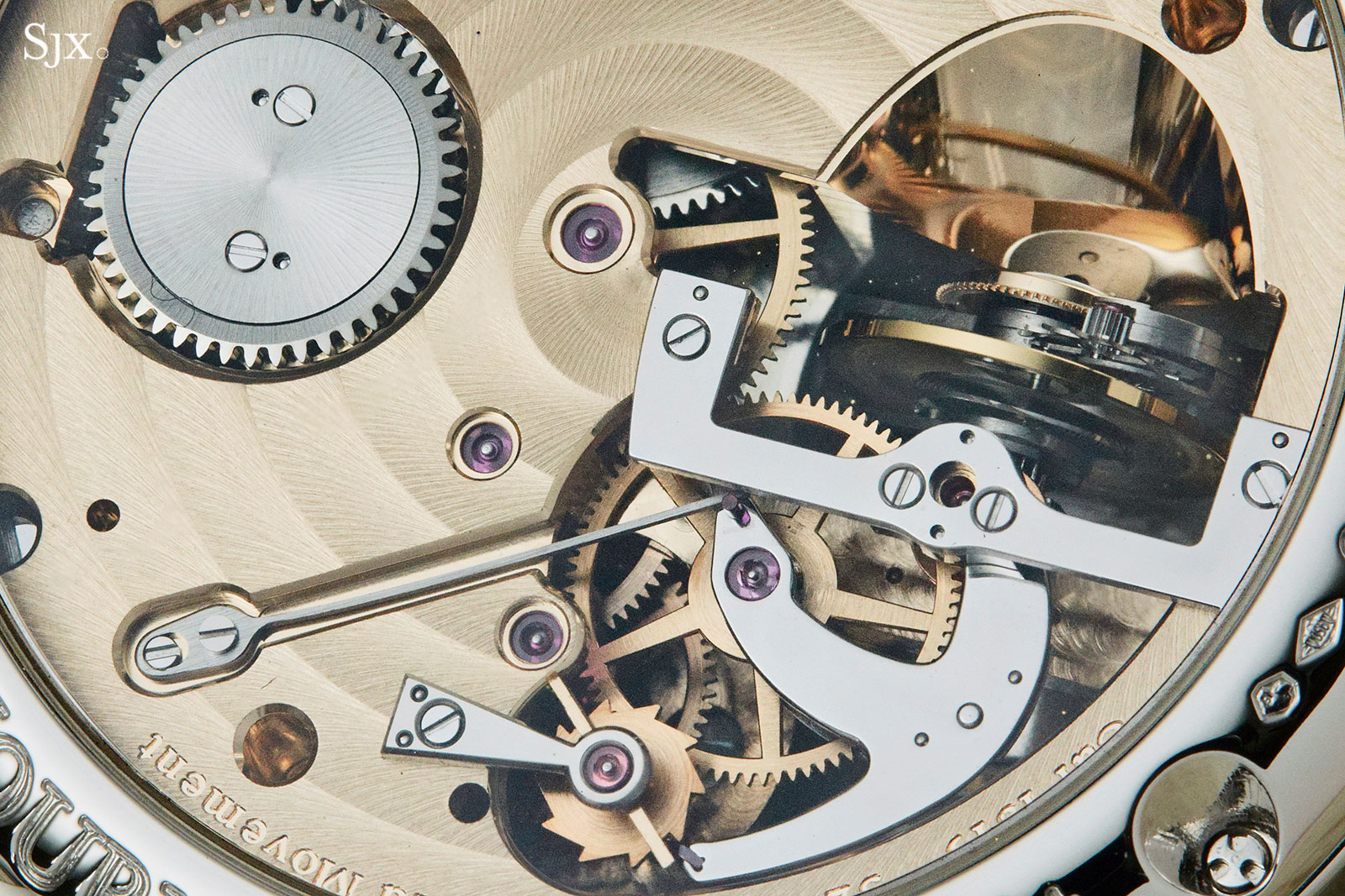 FP Journe Tourbillon Souverain Vertical Pt 6