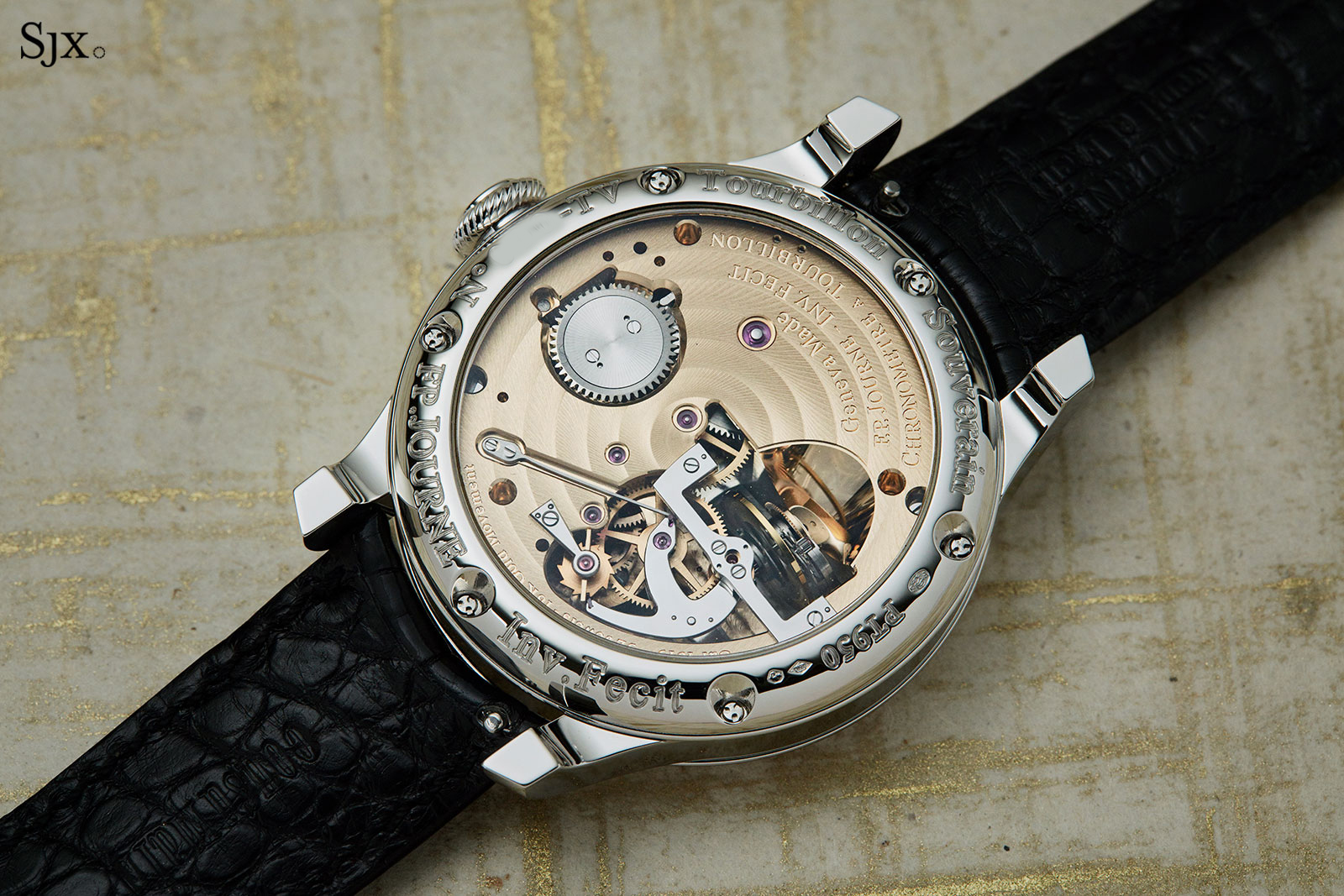 FP Journe Tourbillon Souverain Vertical Pt 7-1