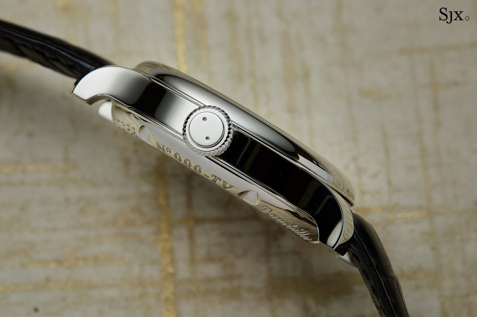 FP Journe Tourbillon Souverain Vertical Pt 8