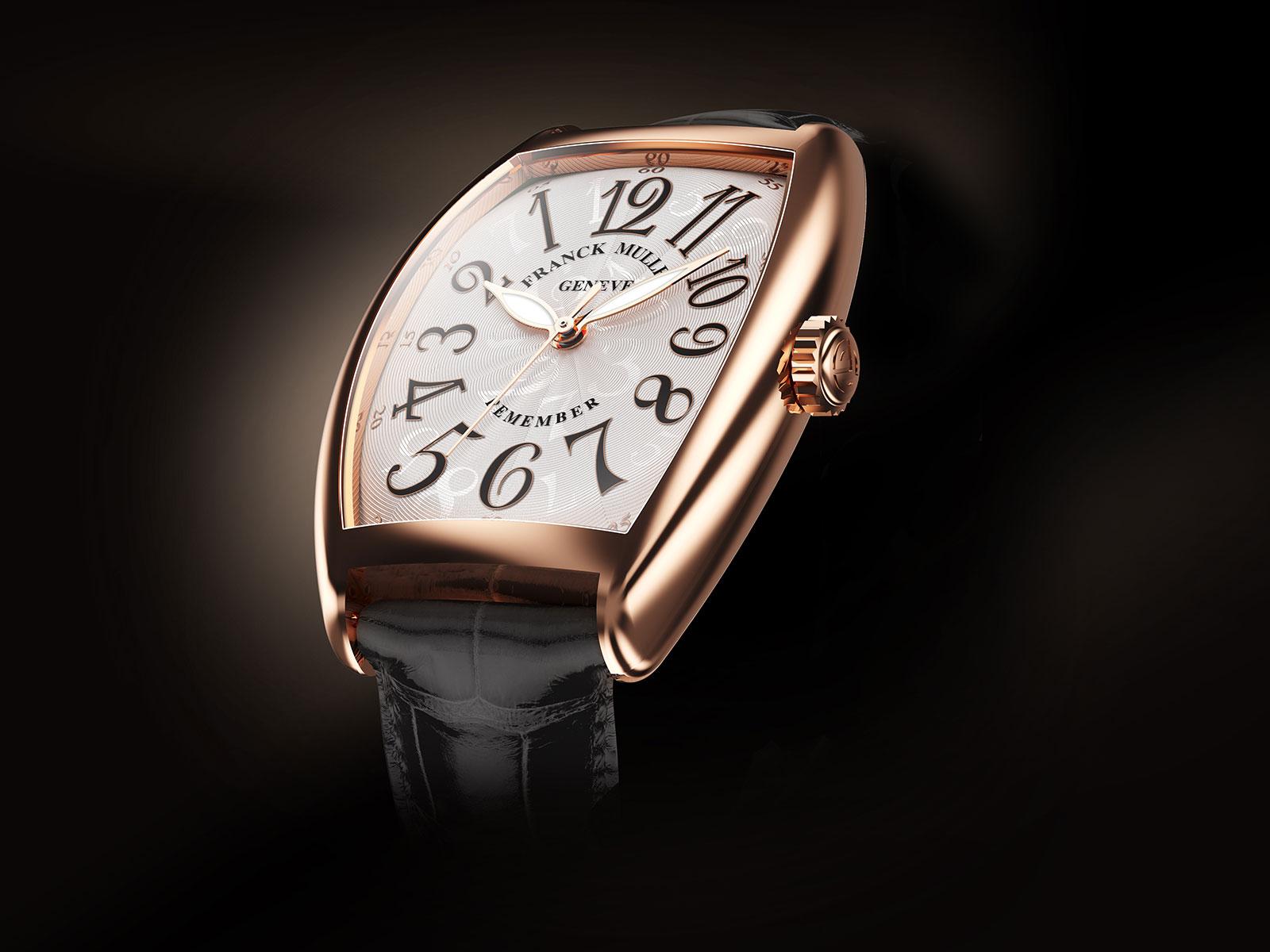Franck Muller Remember Backwards watch 2