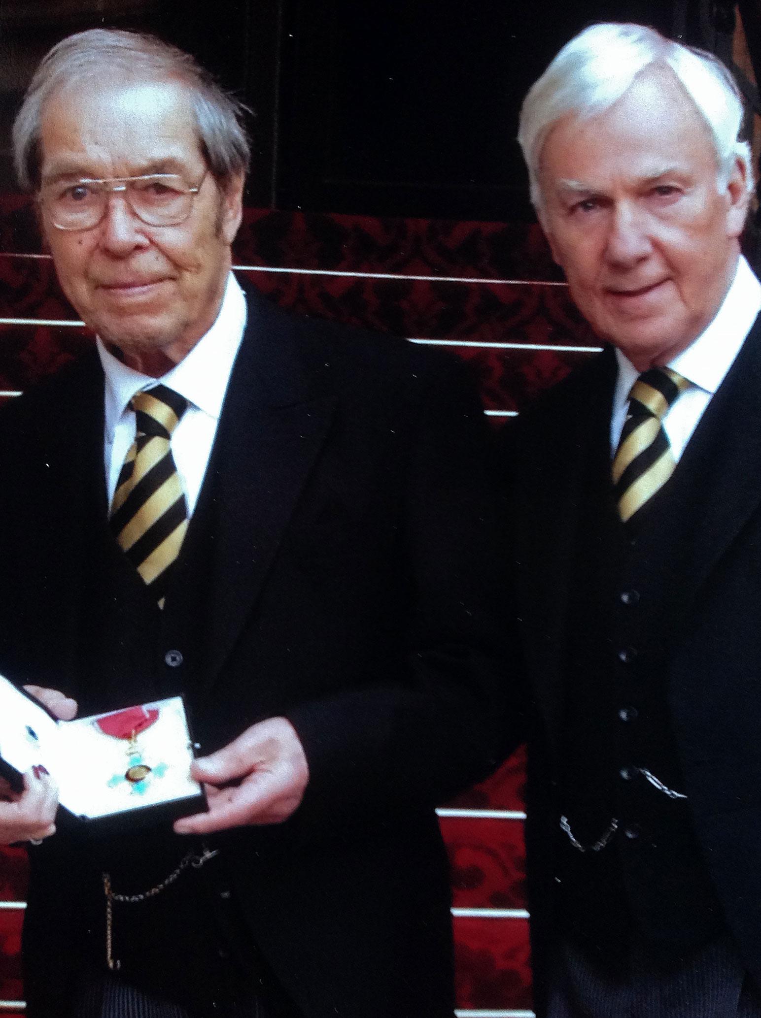 George Daniels and David Newman