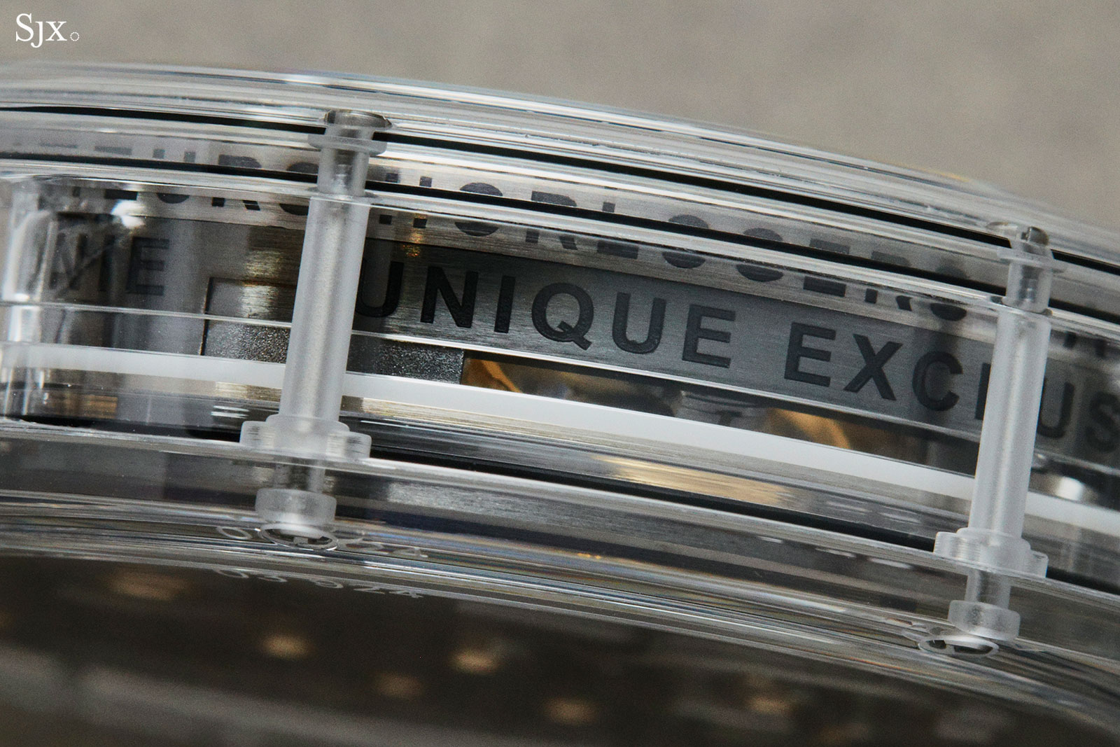 Greubel Forsey Double Balancier Sapphire 12