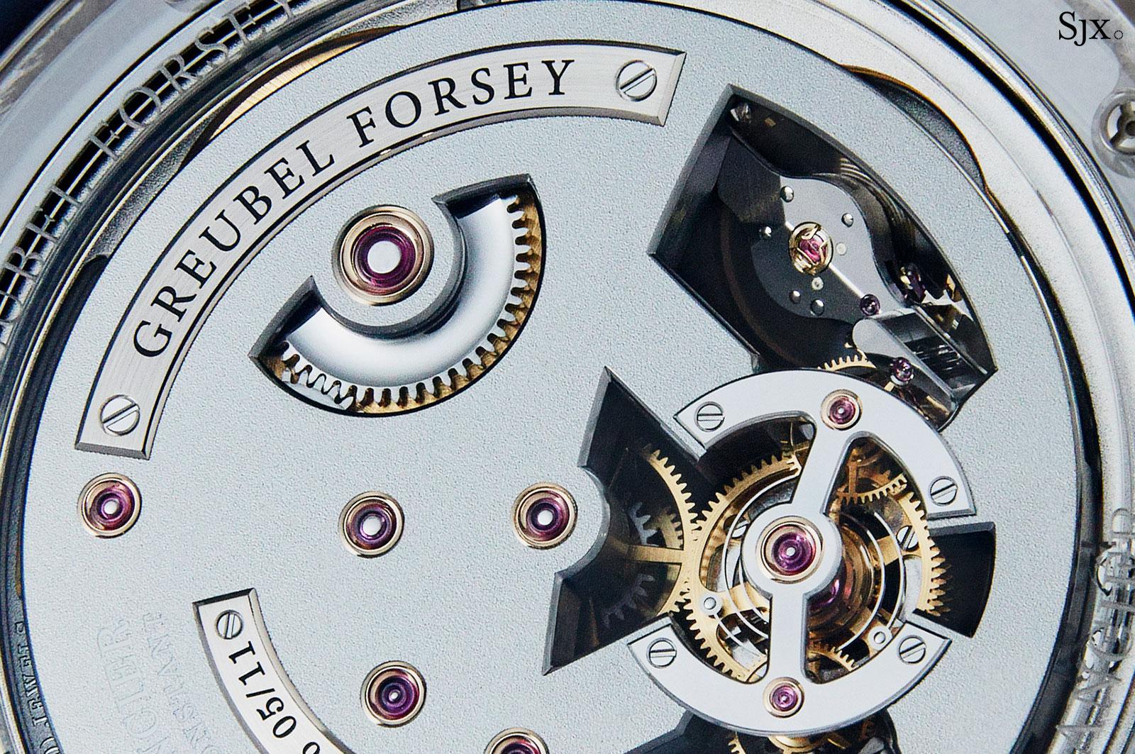 Greubel Forsey Double Balancier Sapphire 2