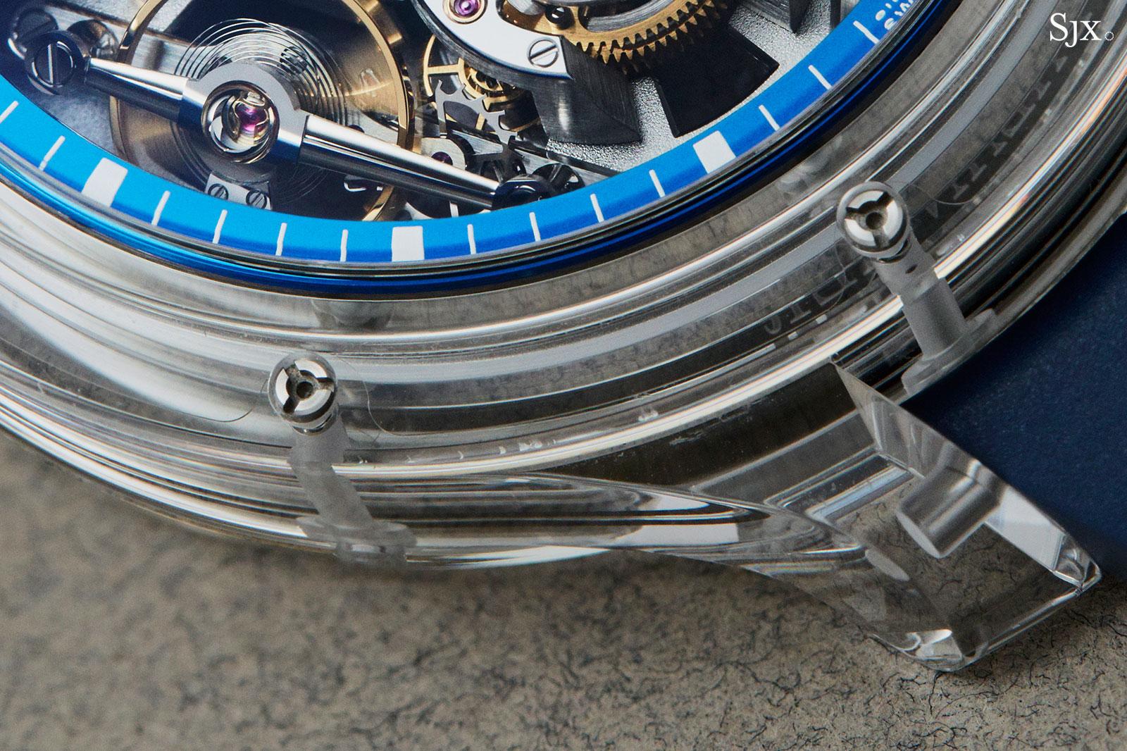 Greubel Forsey Double Balancier Sapphire 4