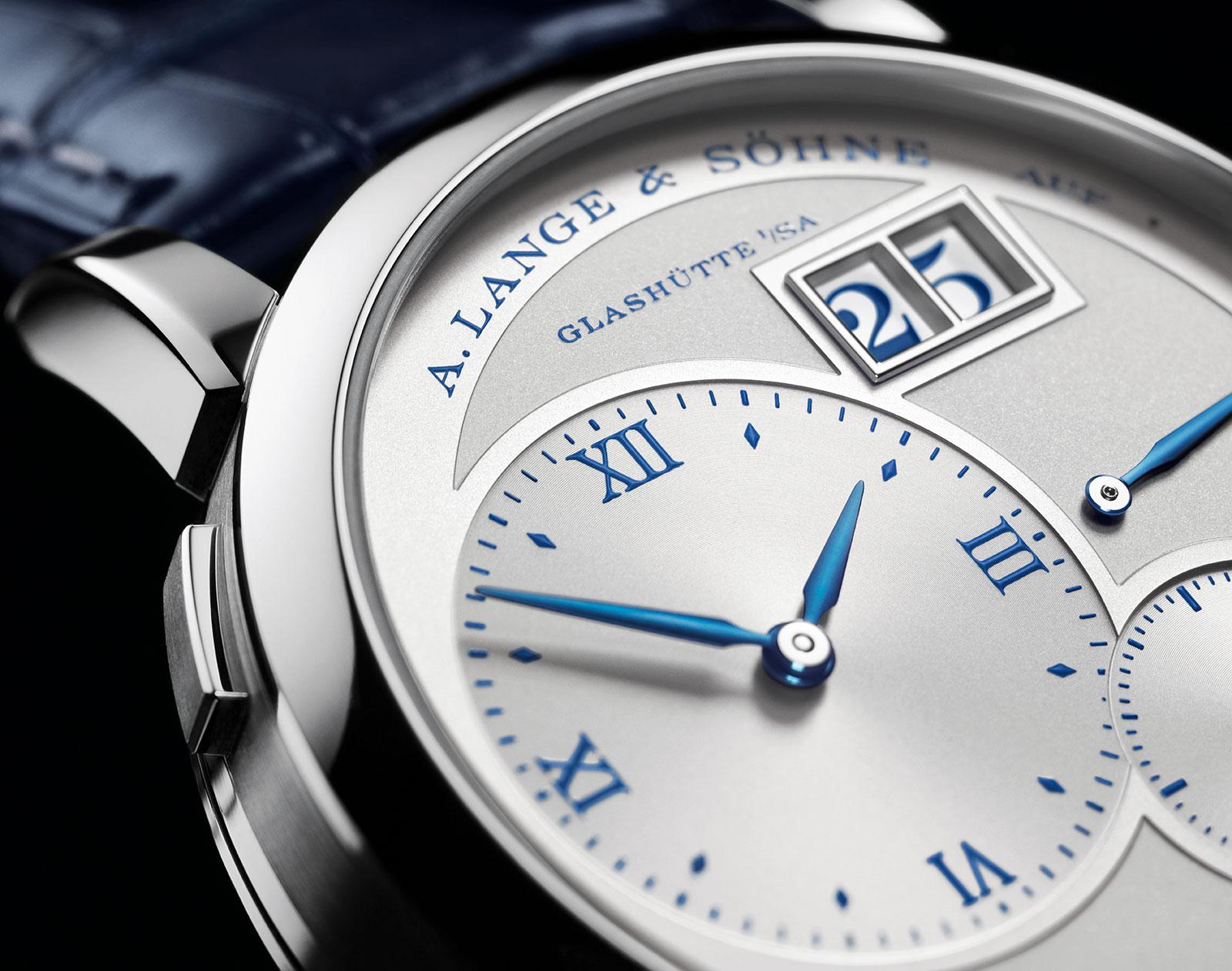 Lange 1 25th Anniversary watch 1