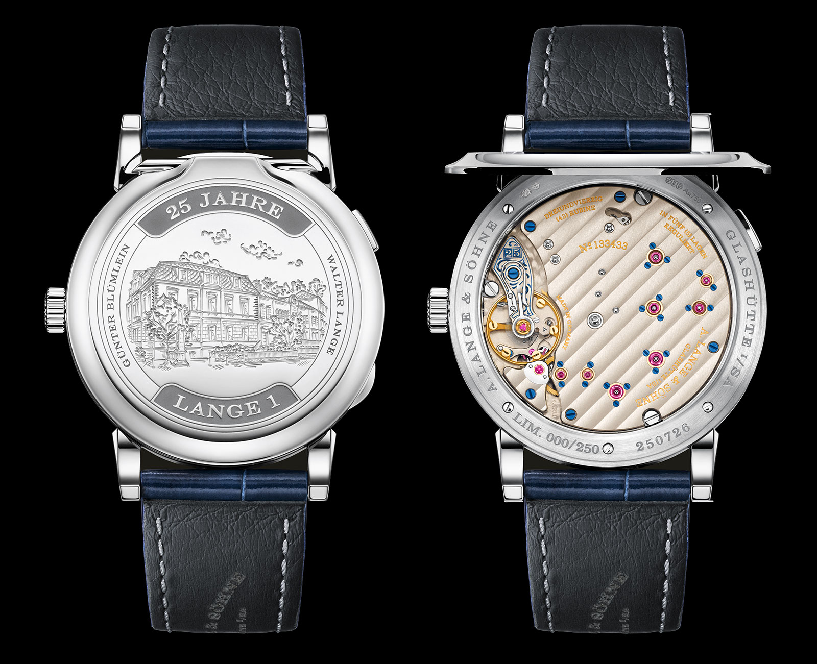 Lange 1 25th Anniversary watch 4