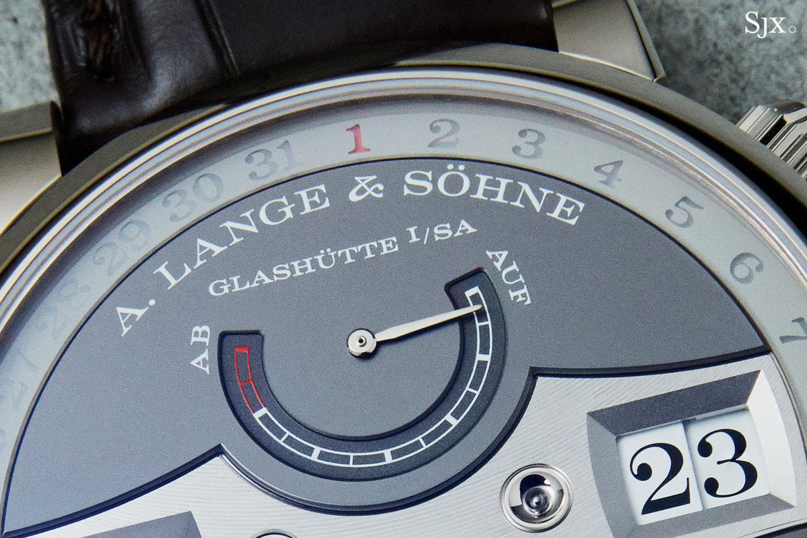 Lange Zeitwerk Date white gold 1