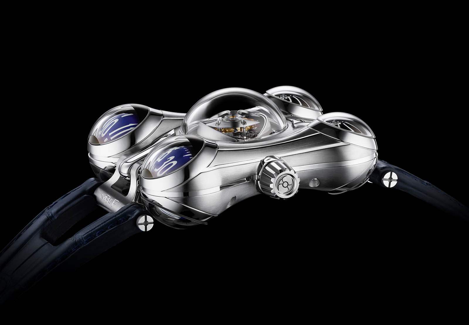 MB&F HM6 Final Edition Steel 2