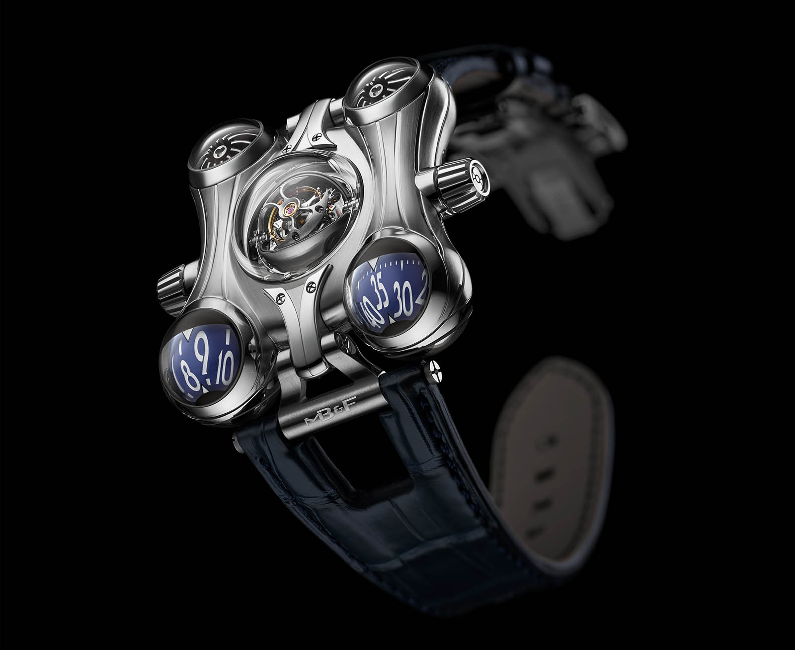 MB&F HM6 Final Edition Steel 4