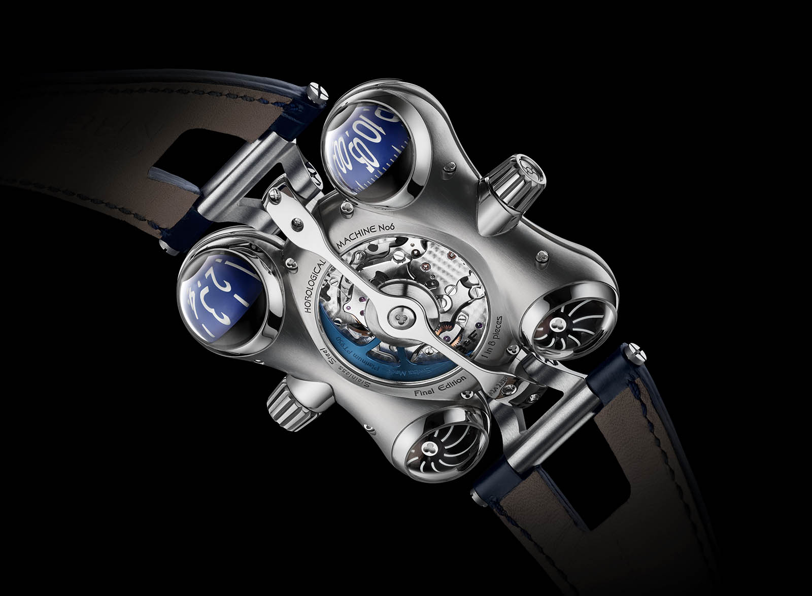 MB&F HM6 Final Edition Steel 6