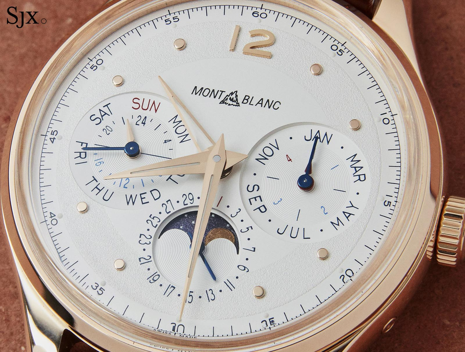 Montblanc Heritage Manufacture Perpetual Calendar 5
