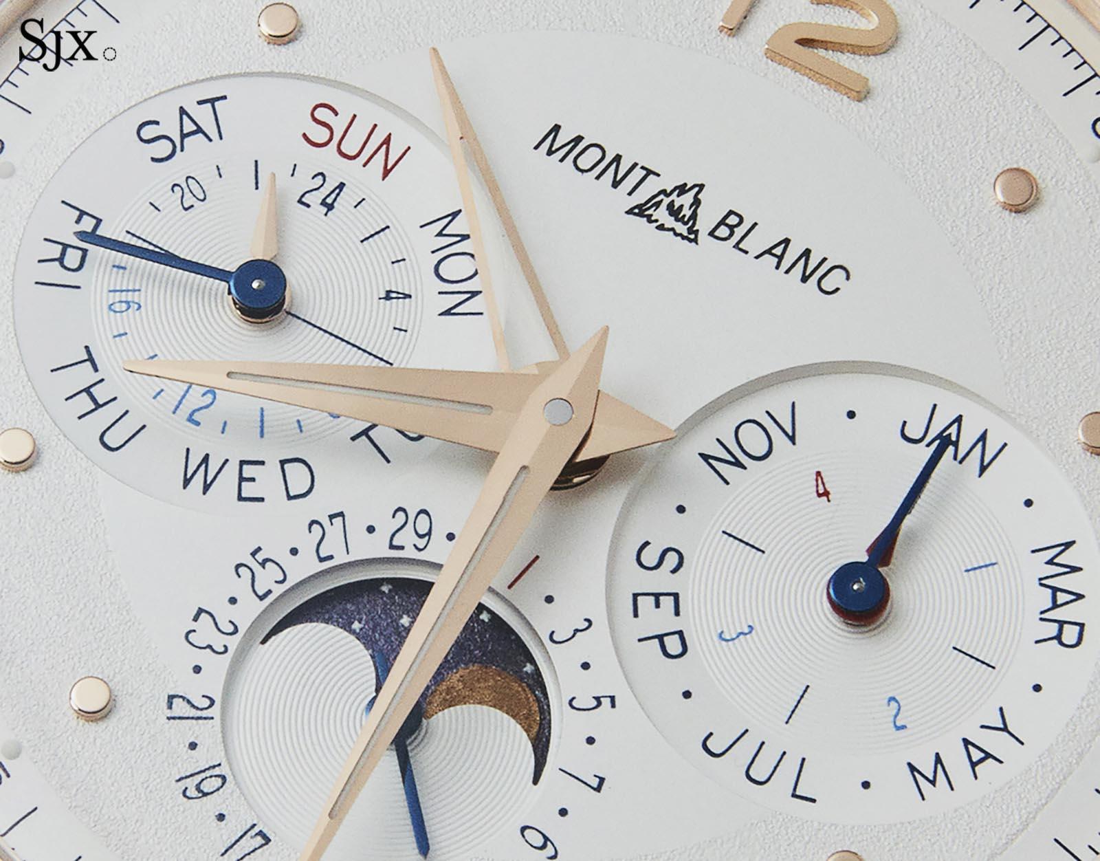 Montblanc Heritage Manufacture Perpetual Calendar