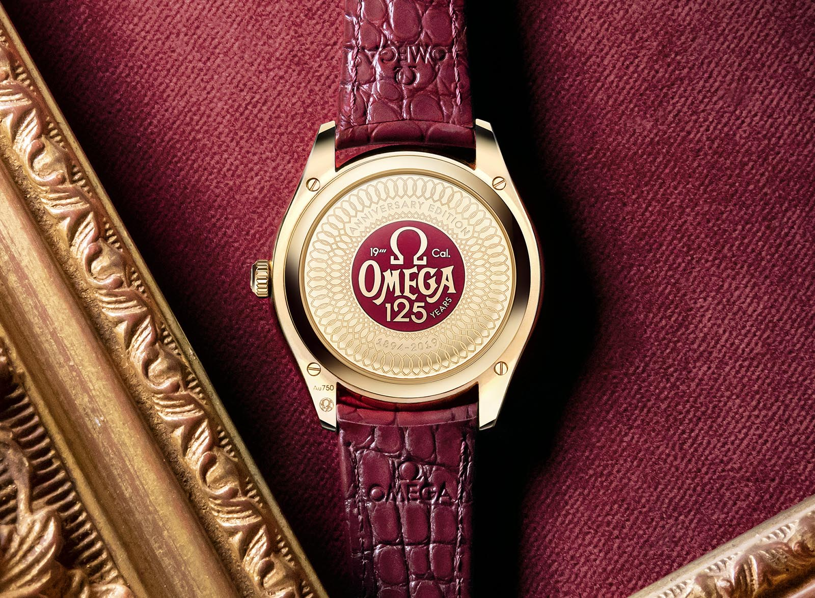 Omega De Ville Trésor 125th Anniversary Edition 4