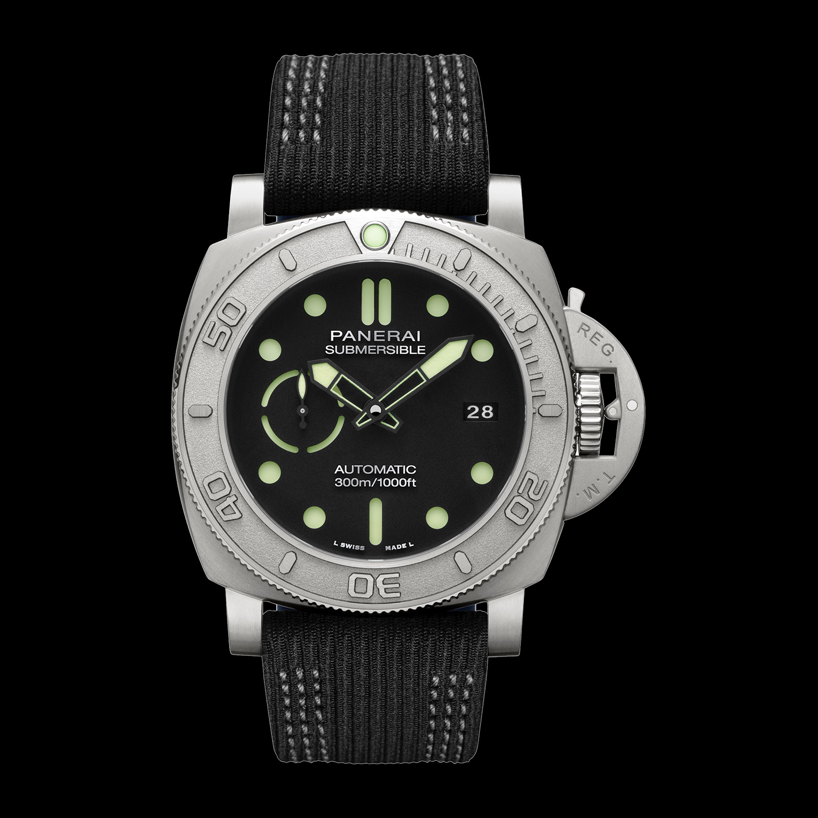 Panerai Submersible Mike Horn Pam984