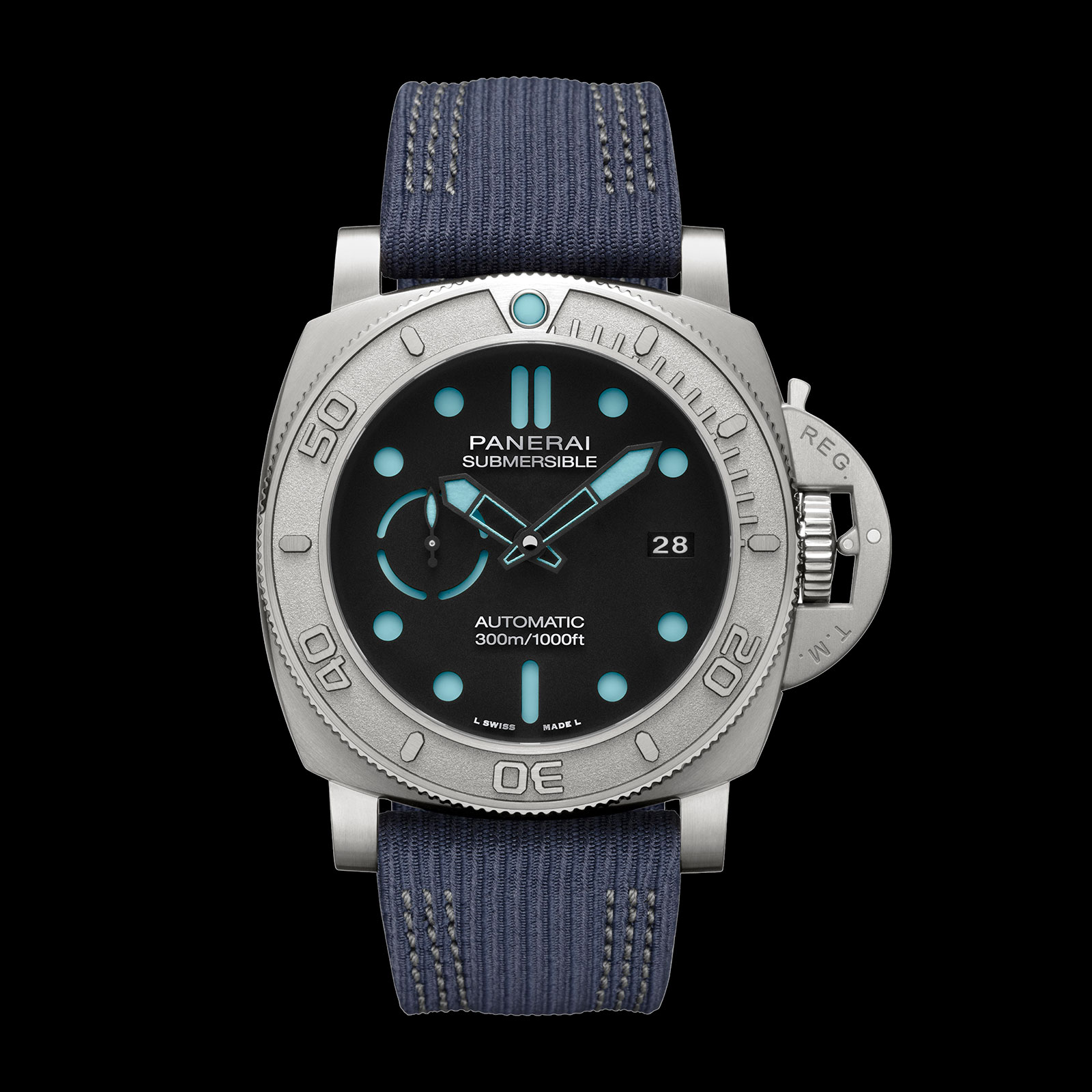 Panerai Submersible Mike Horn Pam985