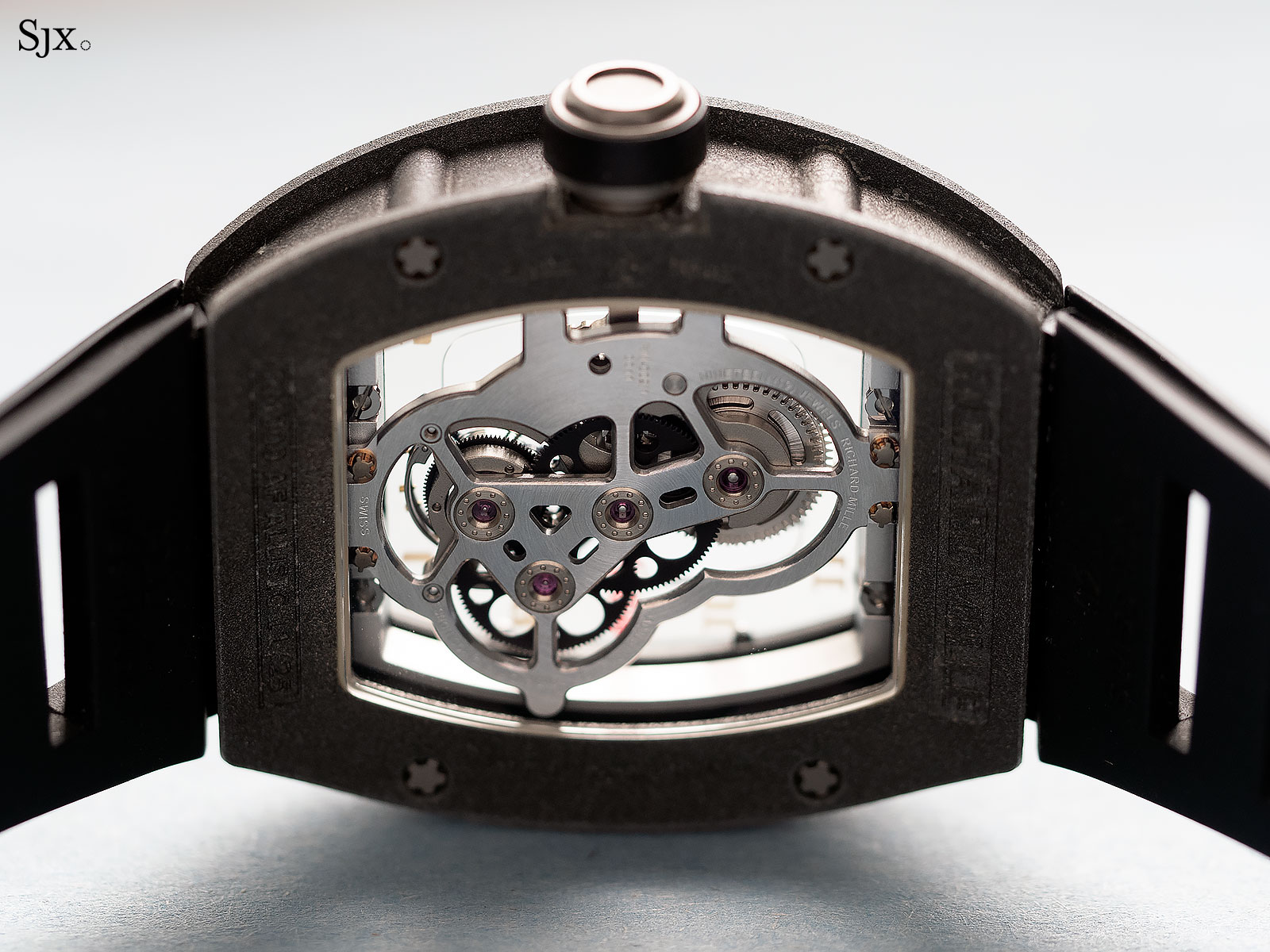 Richard Mille RM009 Alusic tourbillon 12