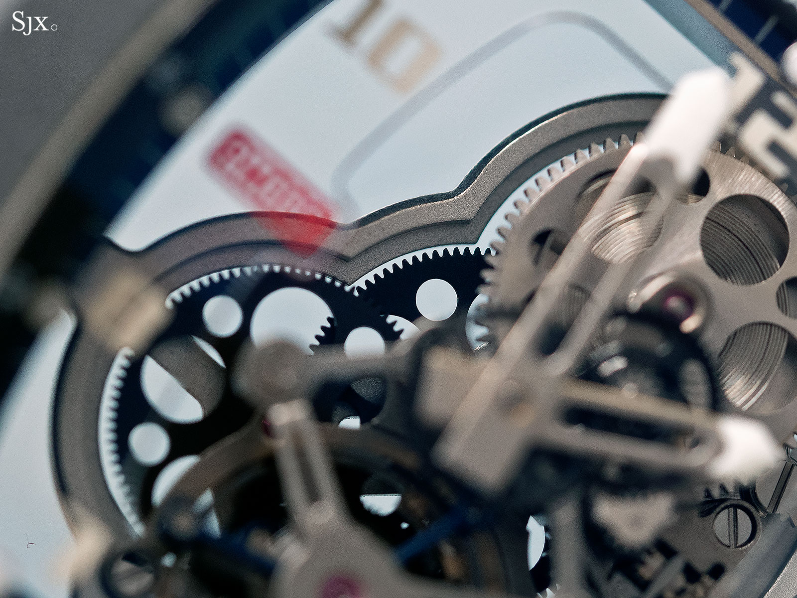 Richard Mille RM009 Alusic tourbillon 16