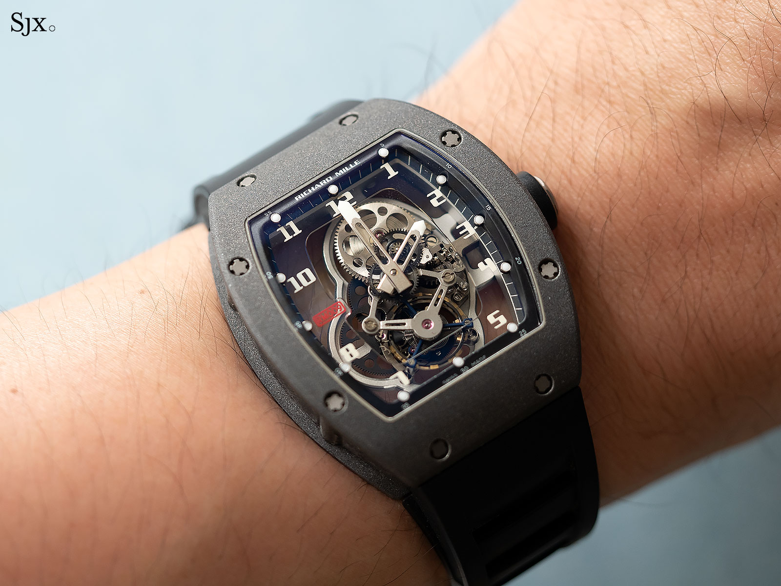Richard Mille RM009 Alusic tourbillon 18