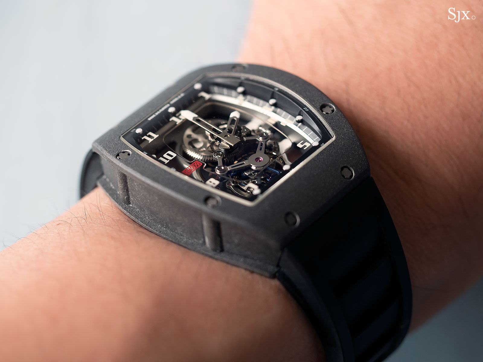 Richard Mille RM009 Alusic tourbillon 19