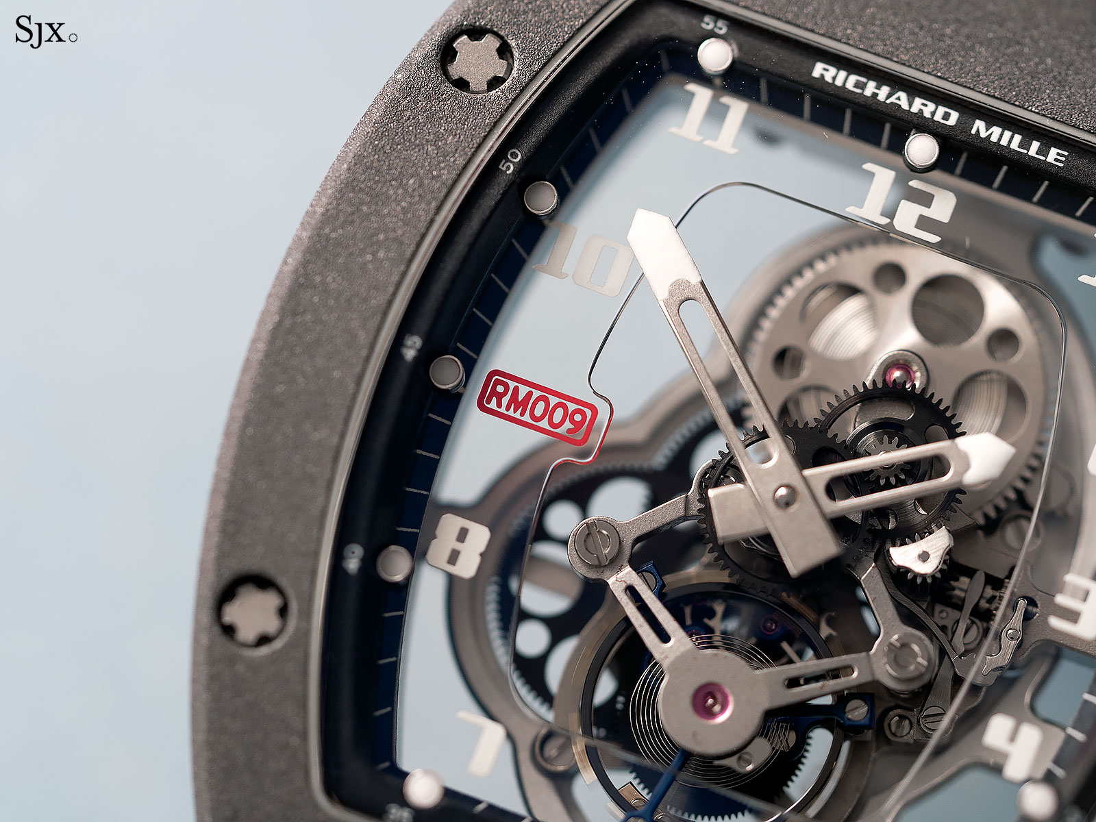 Richard Mille RM009 Alusic tourbillon 2