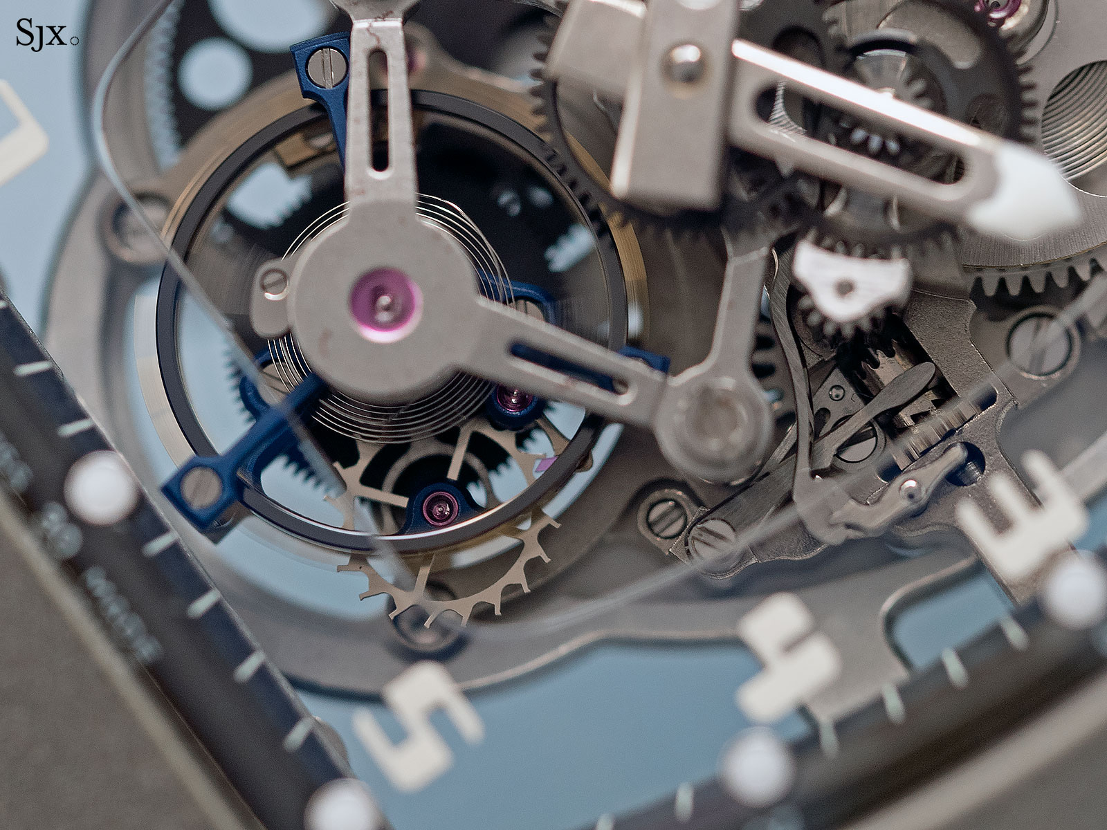 Richard Mille RM009 Alusic tourbillon 3