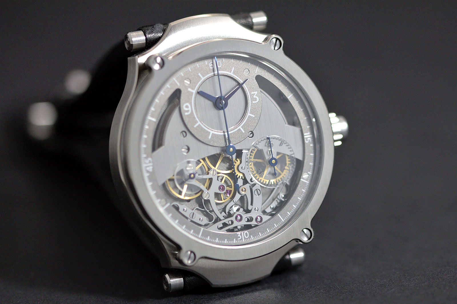 Sylvain Pinaud chronograph watch 4