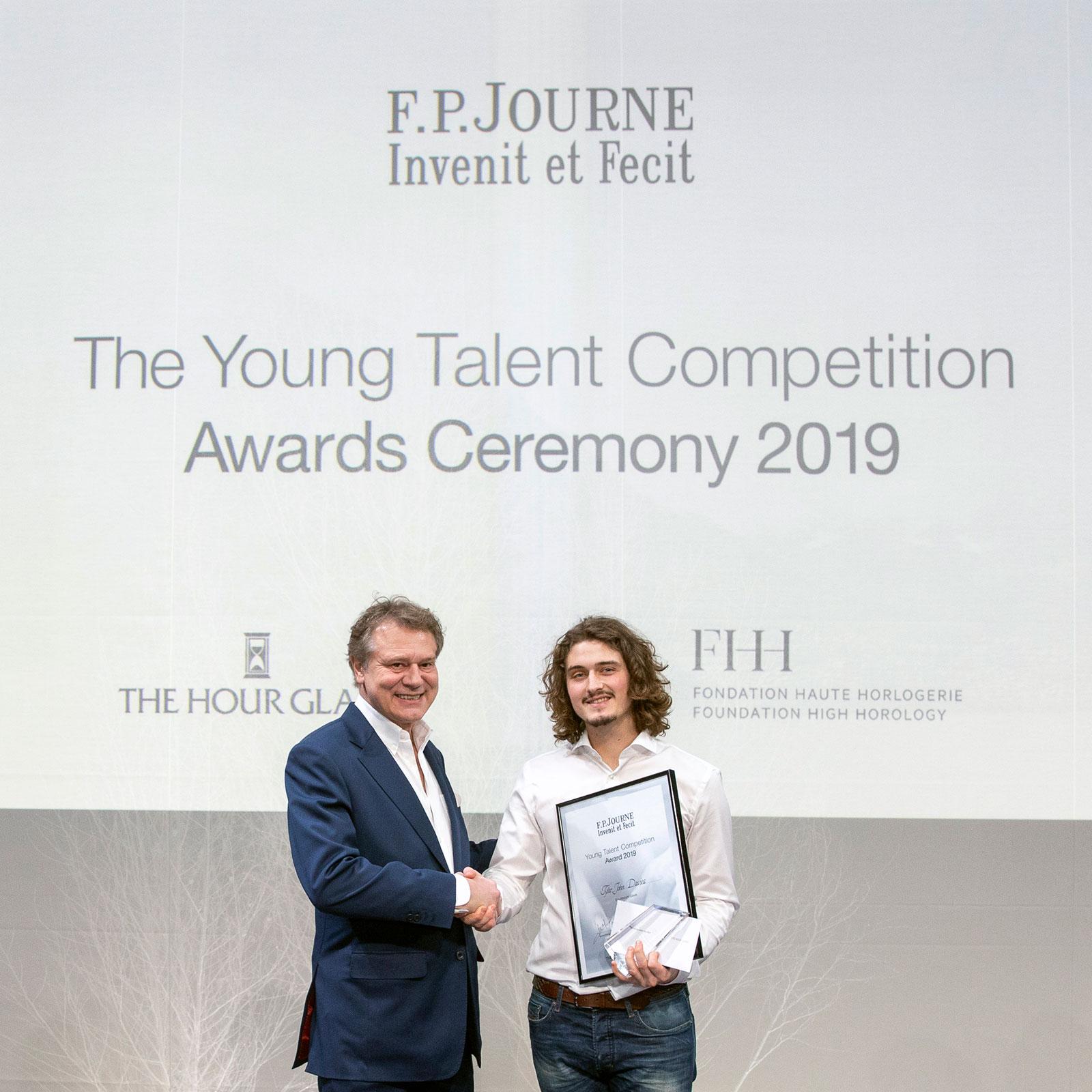 Tyler John Davies FP Journe 2019