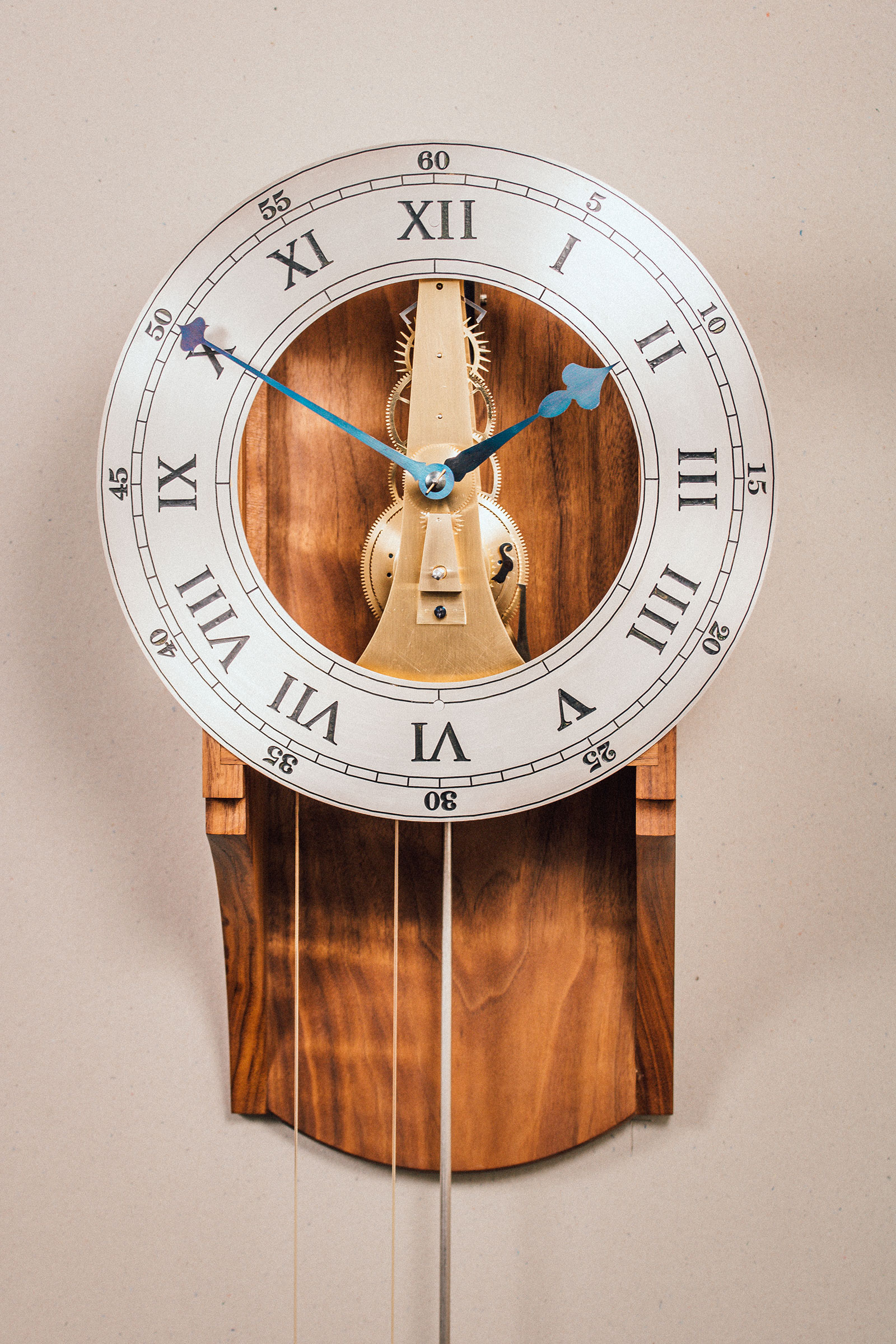 Tyler John Davies clock FP Journe competition 2019 2