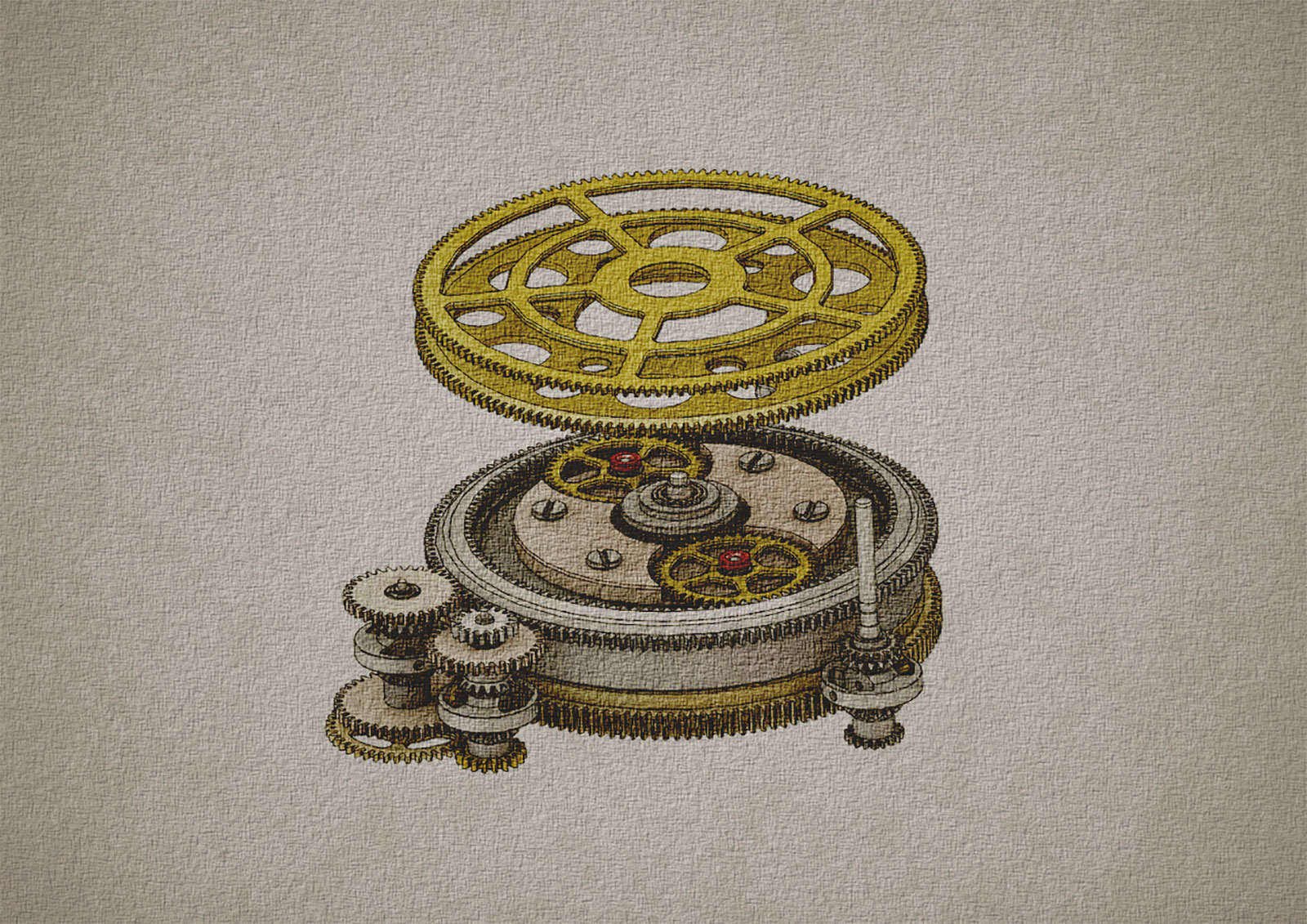 Vacheron Twin Beat movement 4
