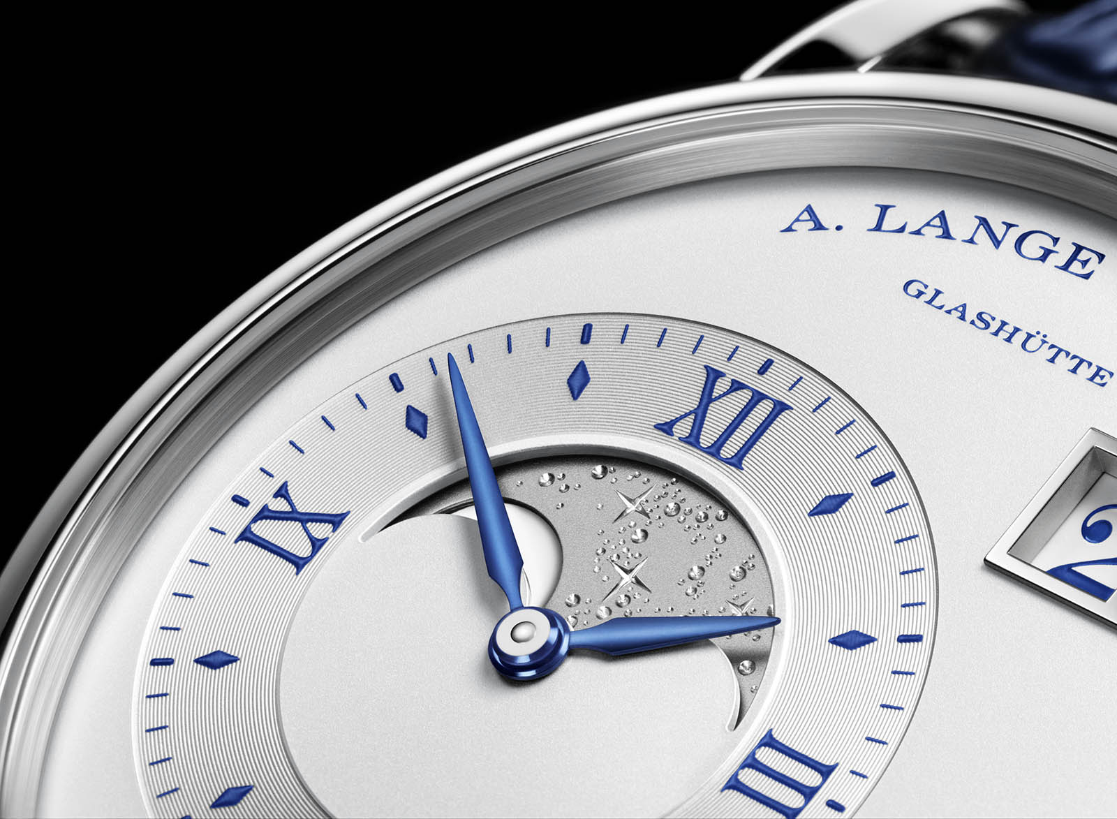 "A. Lange & Söhne Grand Lange 1 Moon Phase ""25th Anniversary"" 4"
