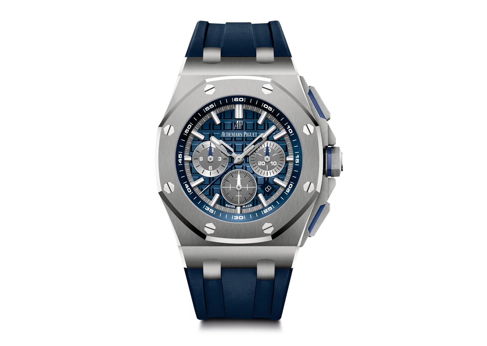 Audemars Piguet (Re)Introduces Royal Oak Offshore Chronograph 42mm, with an Upgraded Movement | SJX Watches