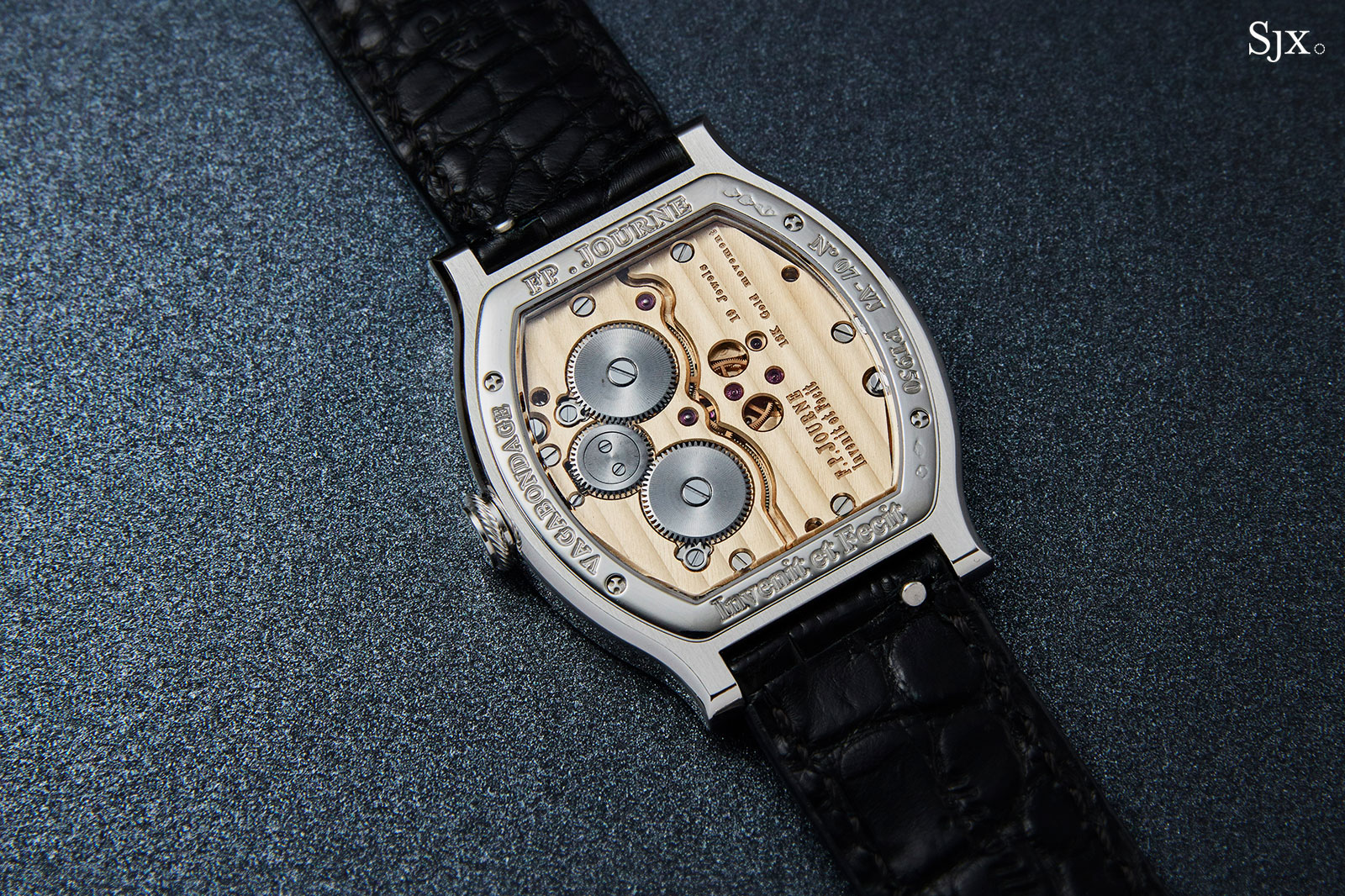 FP Journe Vagabondage I diamonds 2