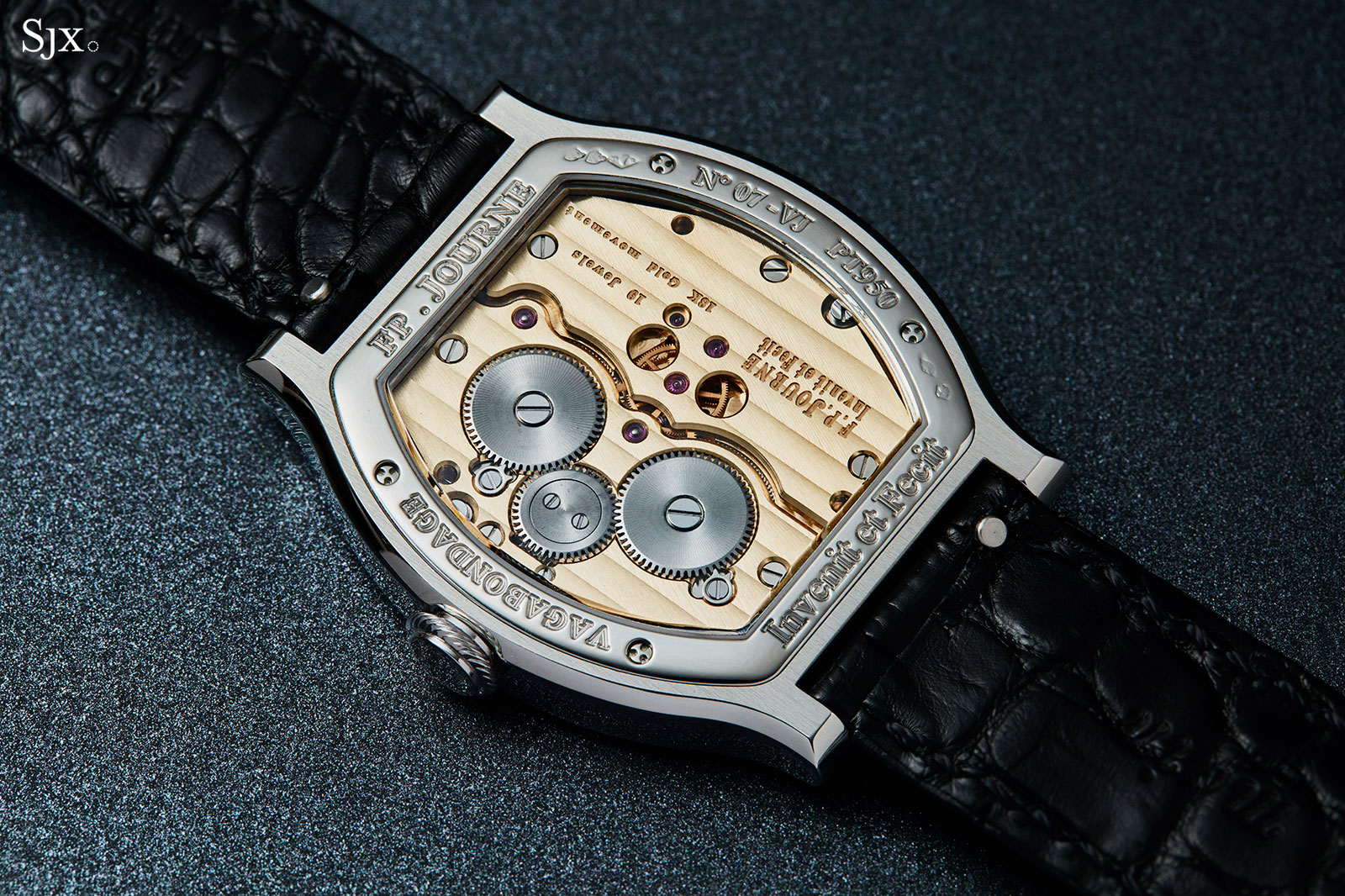 FP Journe Vagabondage I diamonds 4