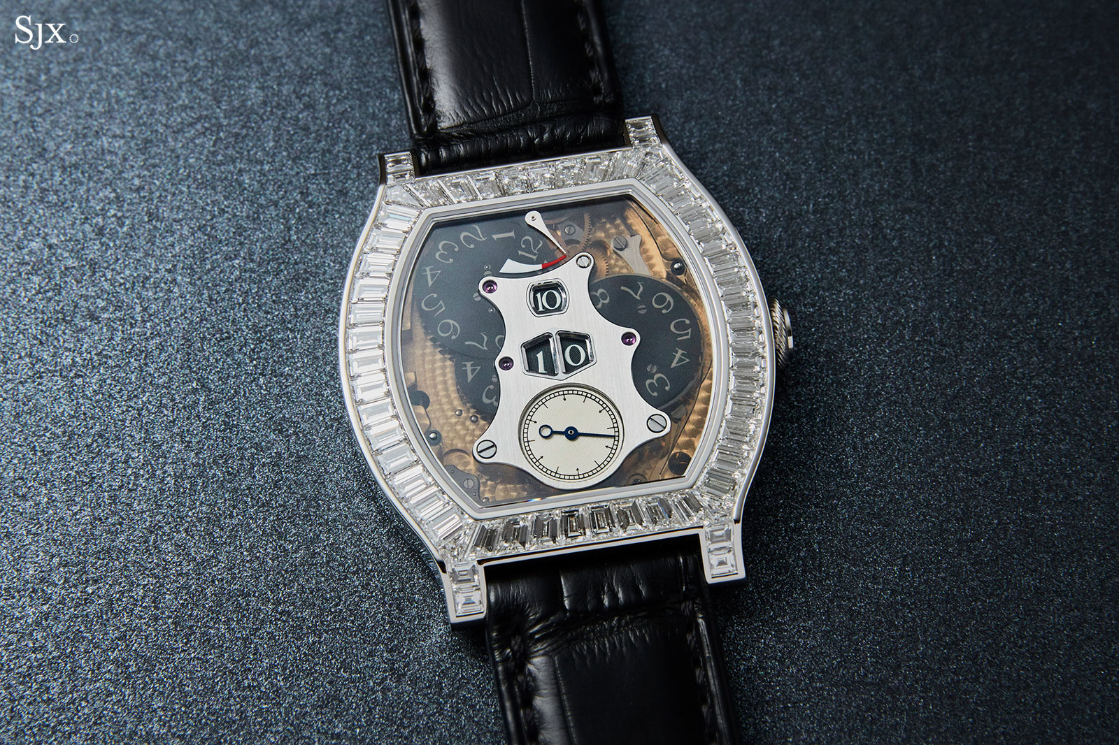 FP Journe Vagabondage II diamonds 1