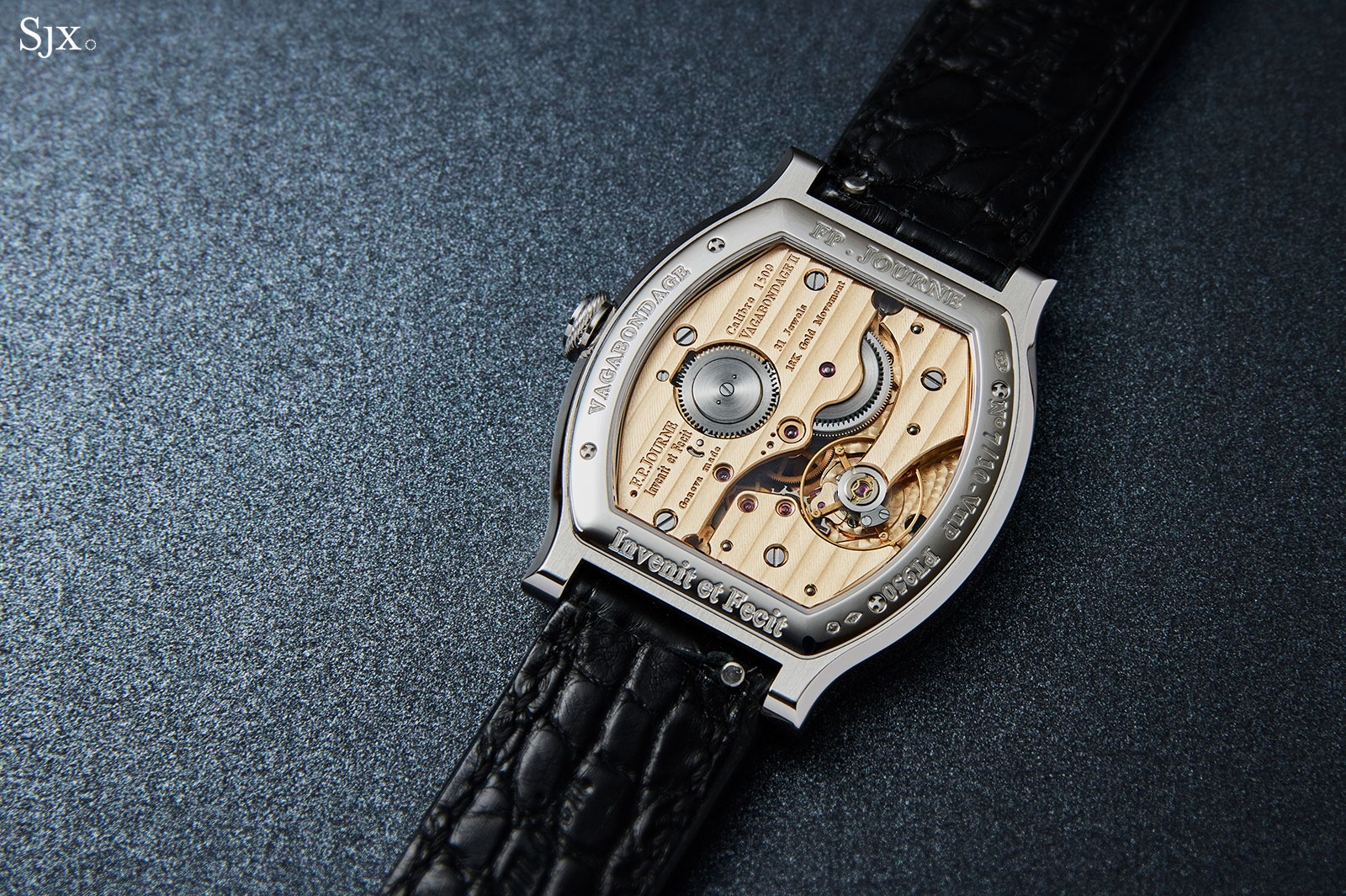 FP Journe Vagabondage II diamonds 2