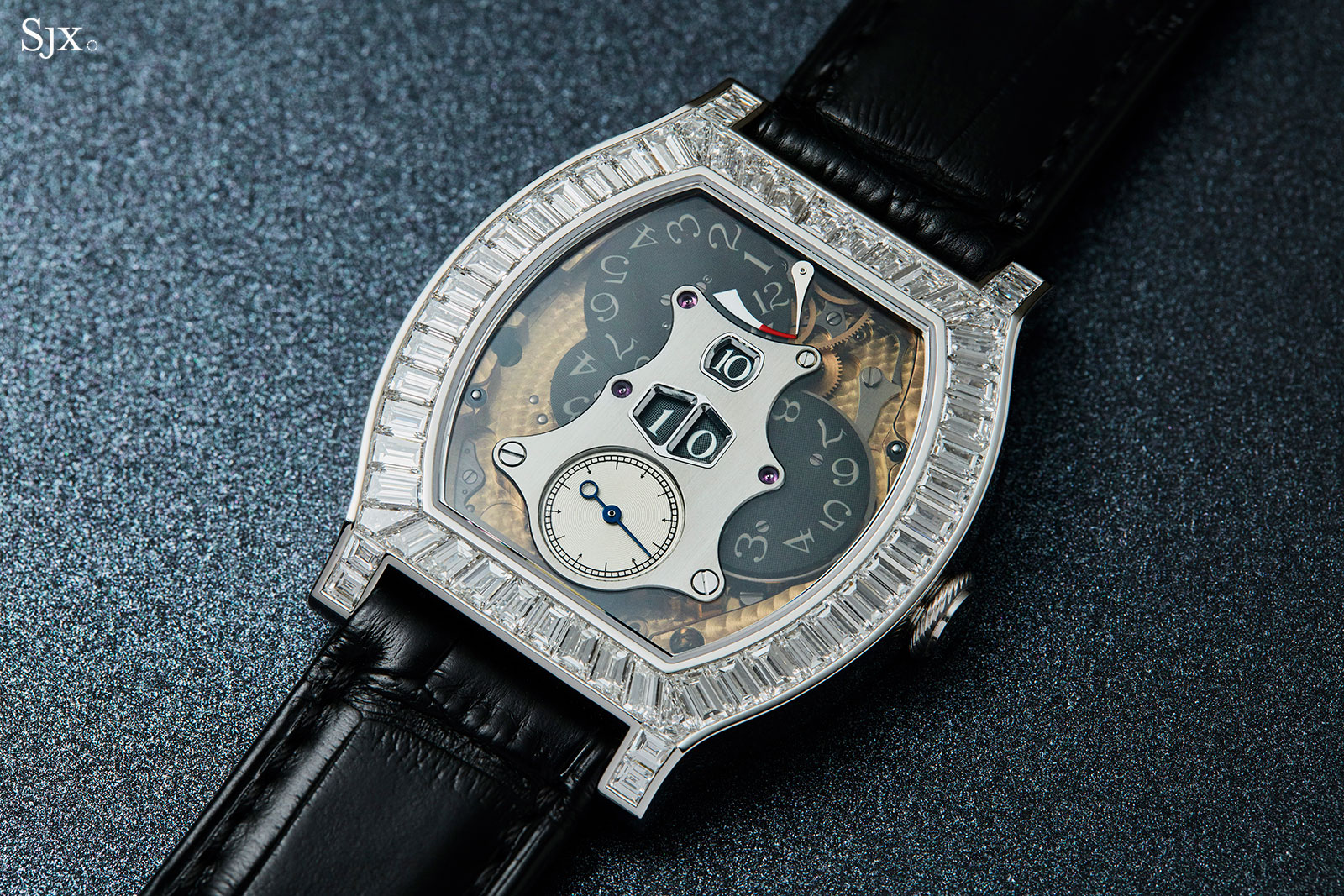 FP Journe Vagabondage II diamonds 3