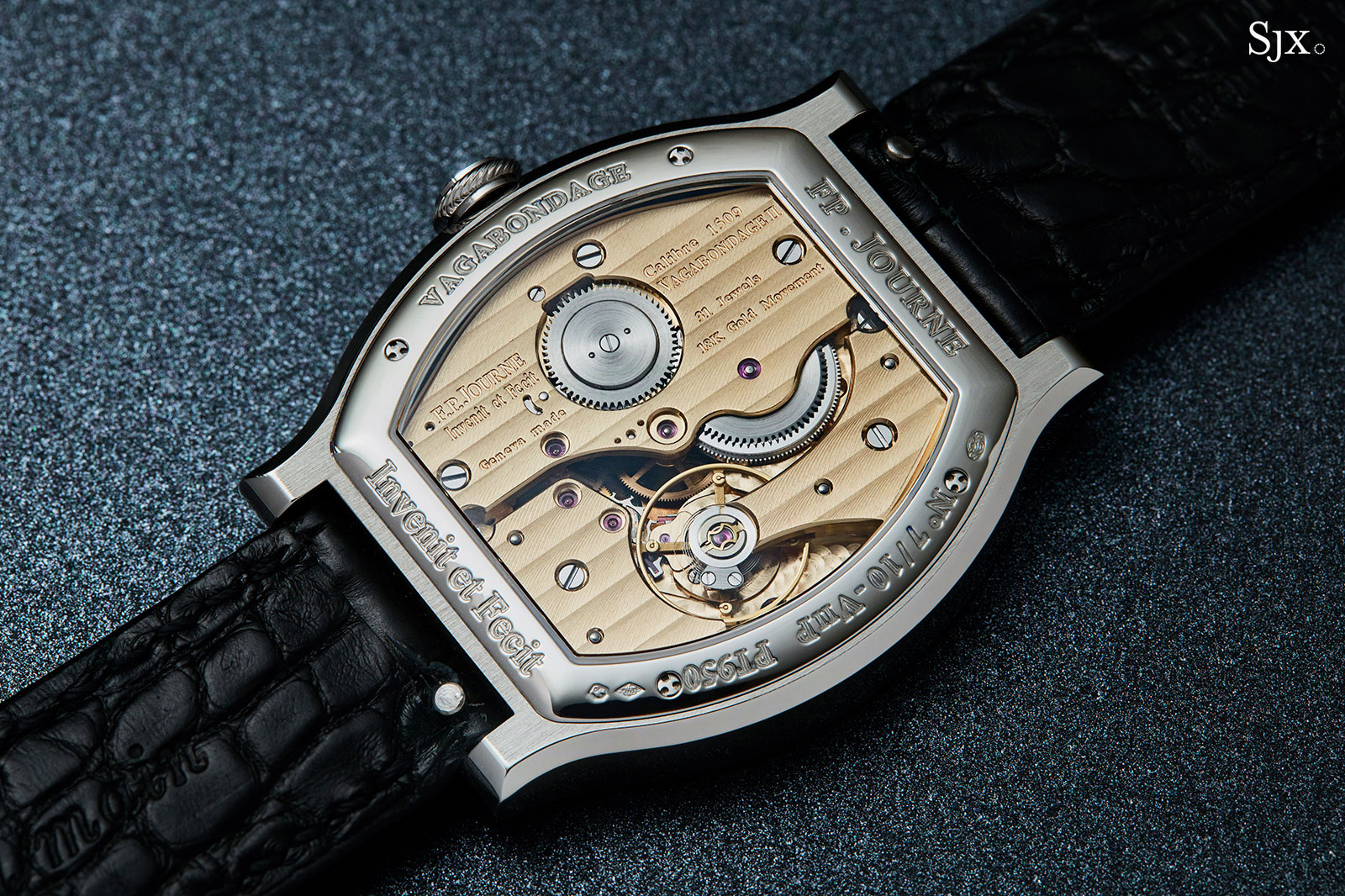 FP Journe Vagabondage II diamonds 4