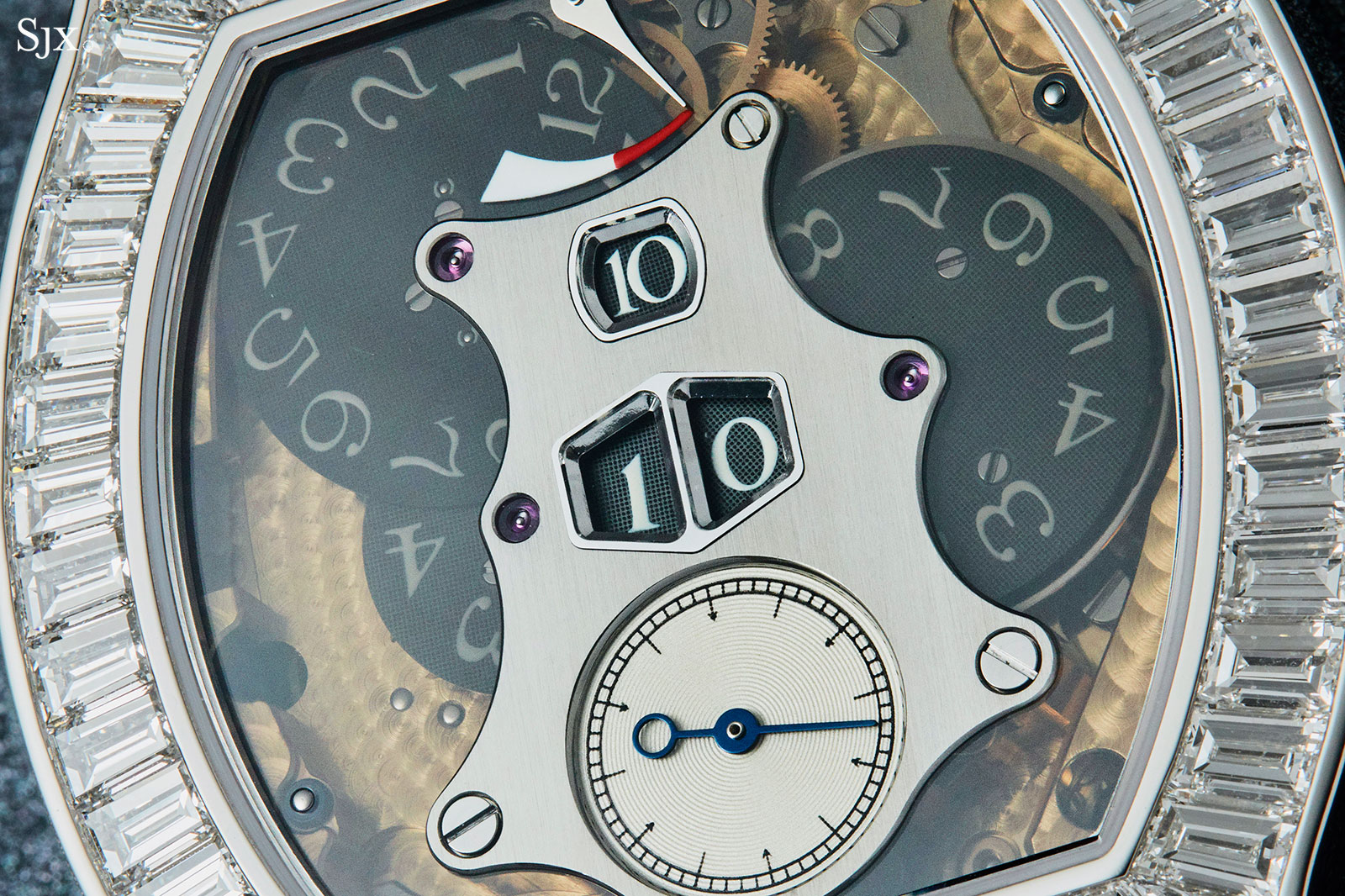 FP Journe Vagabondage II diamonds 5