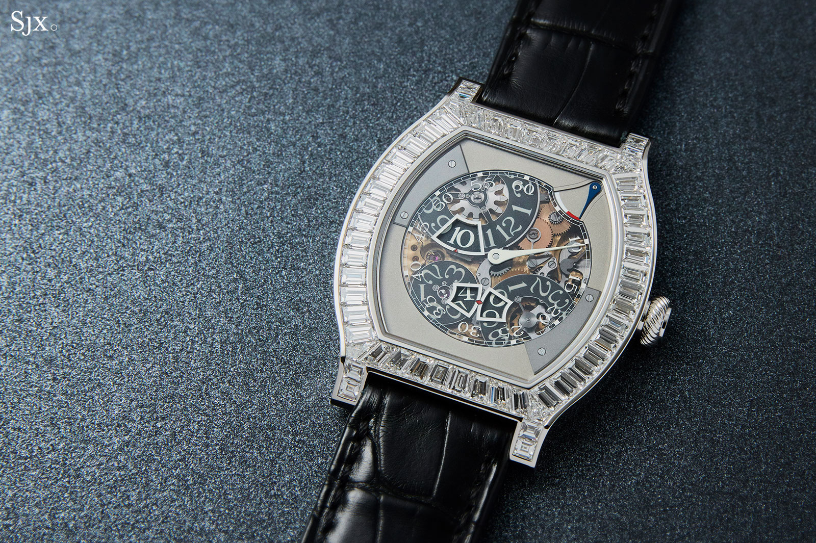 FP Journe Vagabondage III diamonds 1