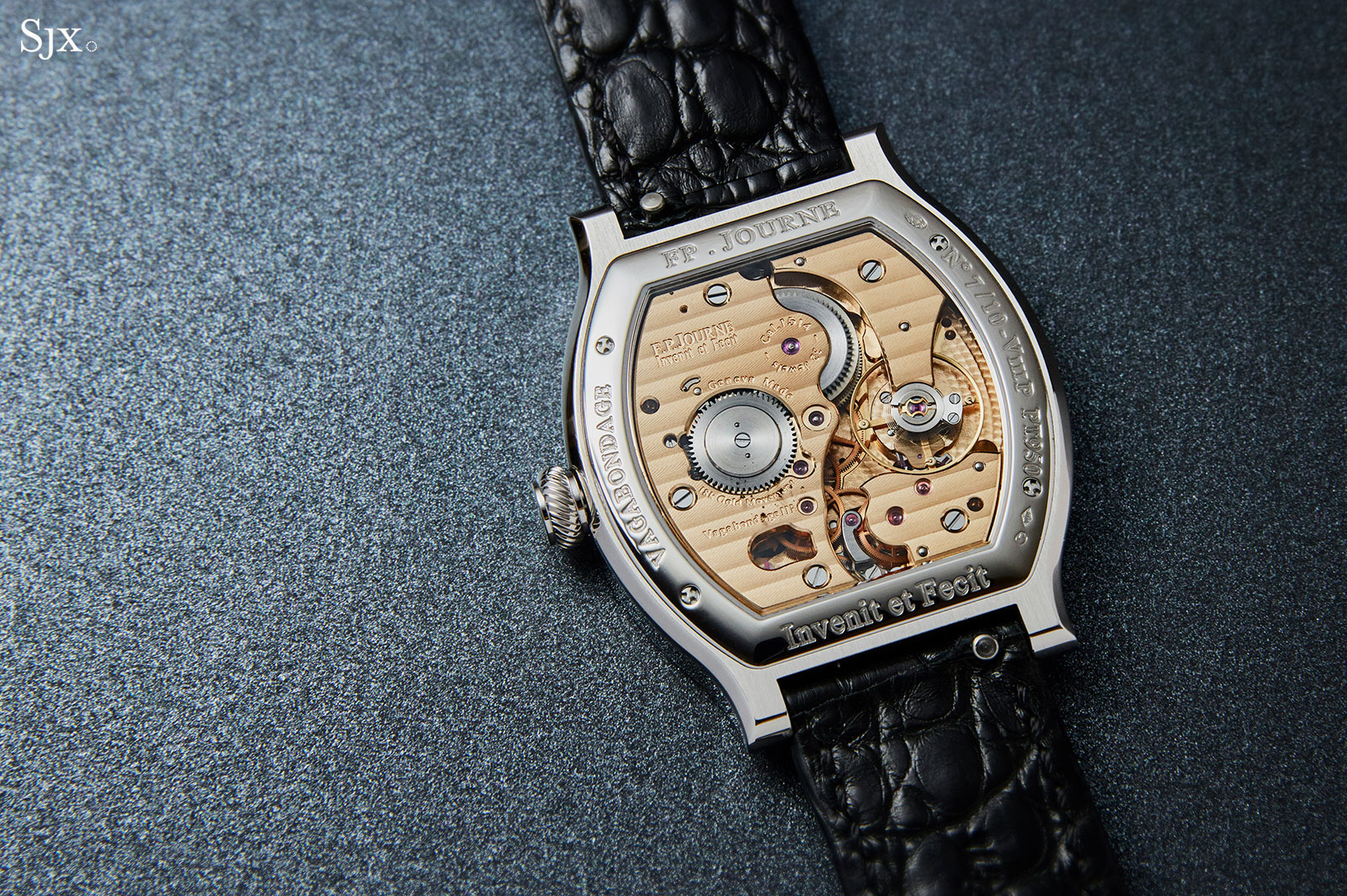 FP Journe Vagabondage III diamonds 2