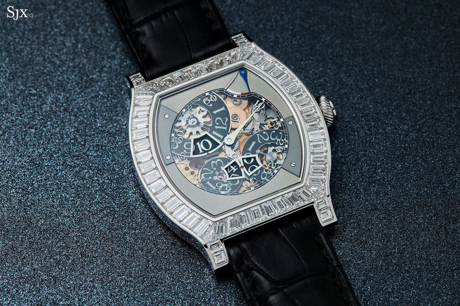 FP Journe Vagabondage III diamonds 3