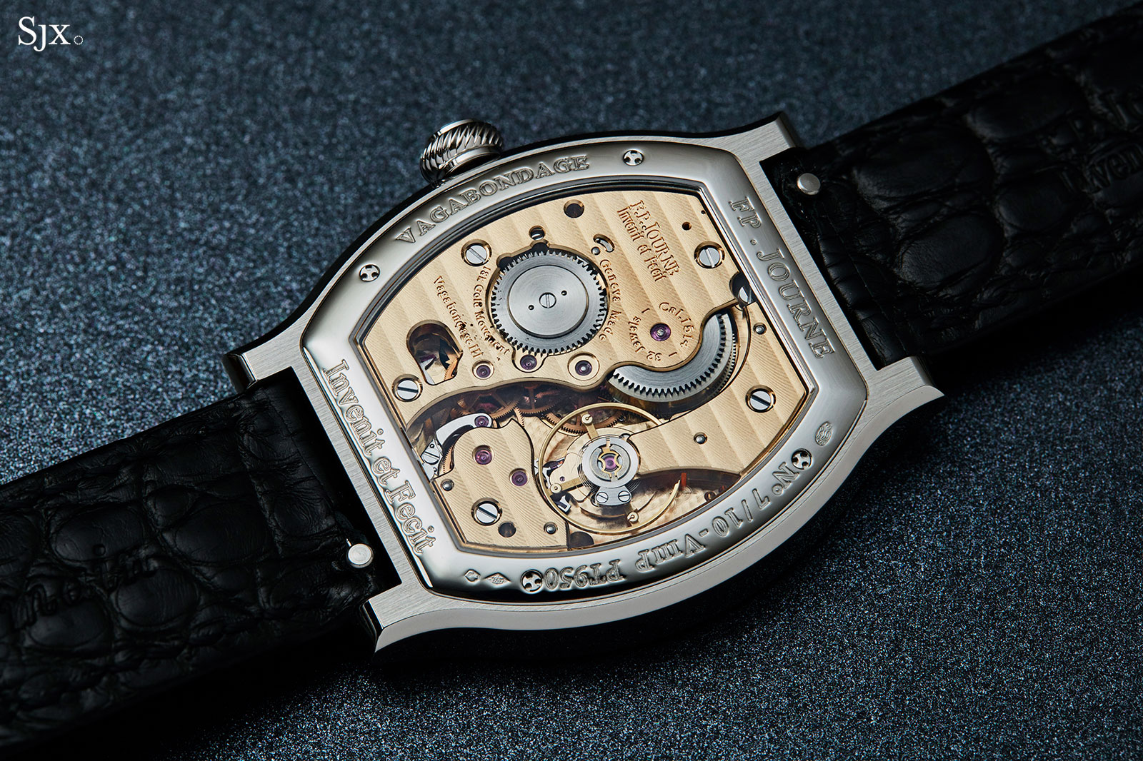 FP Journe Vagabondage III diamonds 4