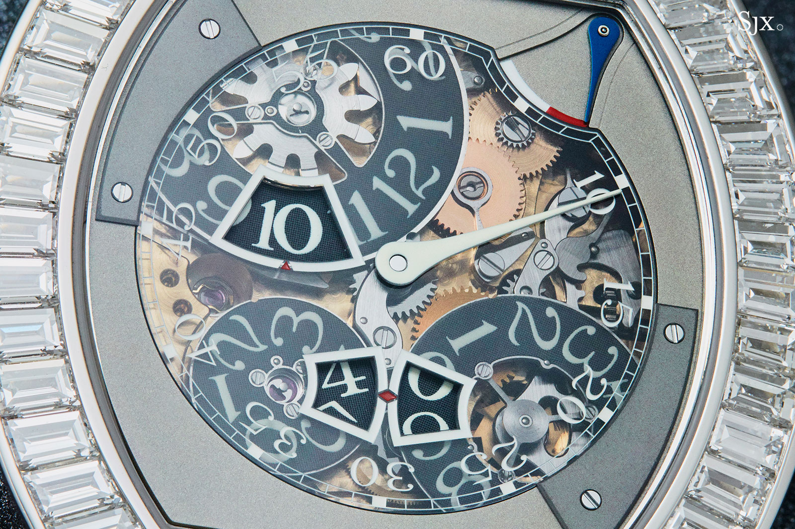 FP Journe Vagabondage III diamonds 7