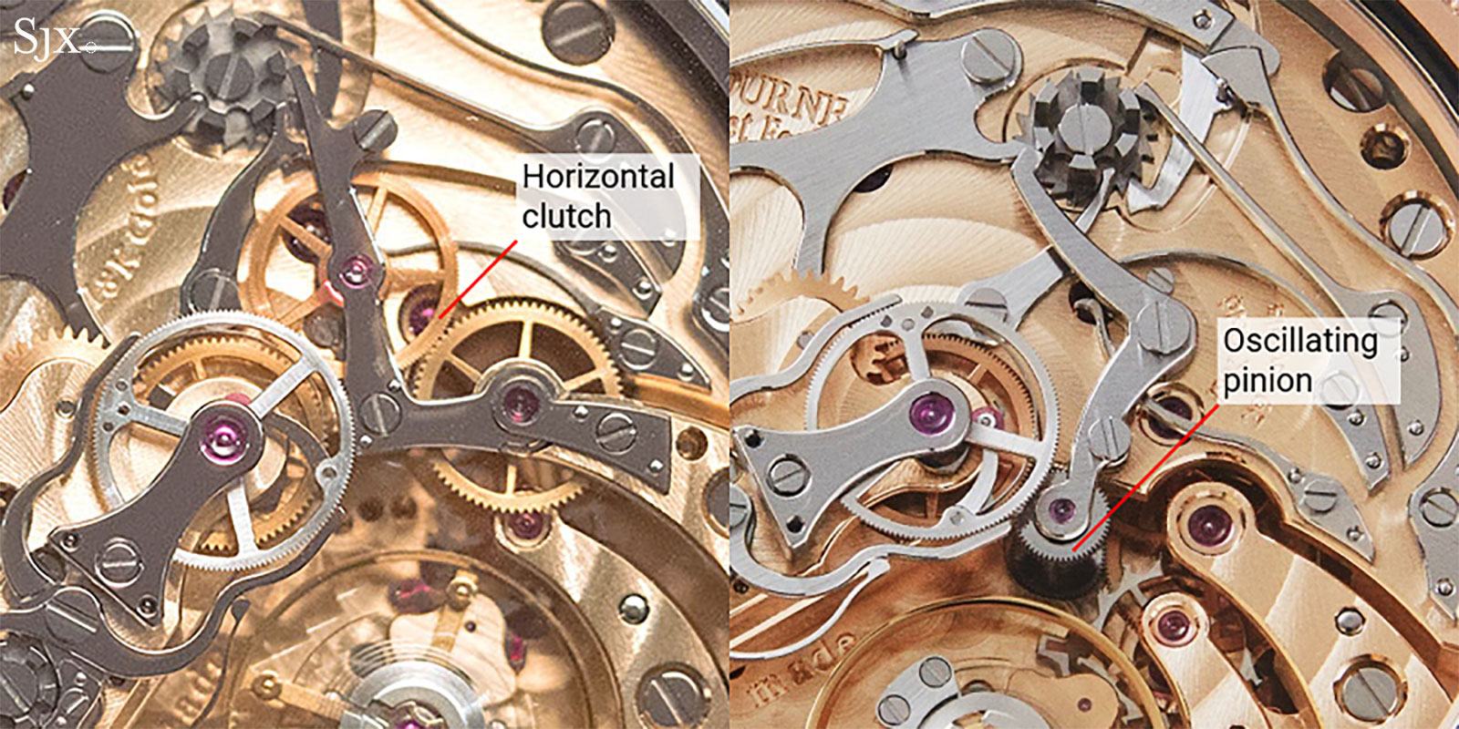 FP journe rattrapante only watch comparison 1