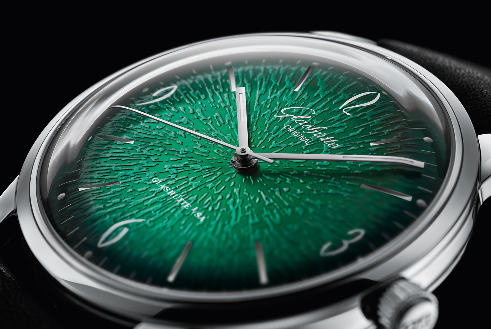 Glashutte Original Sixties Annual Edition Green