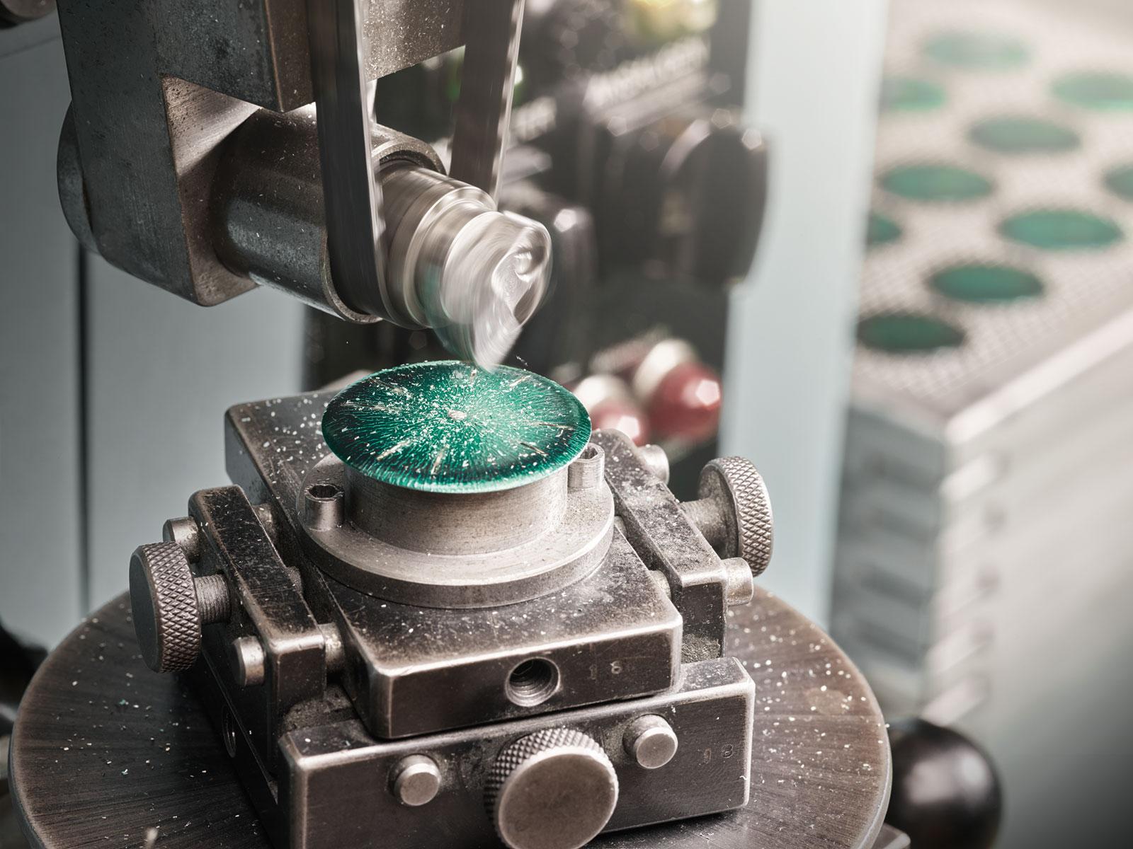 Glashutte Original Sixties dial making of 4