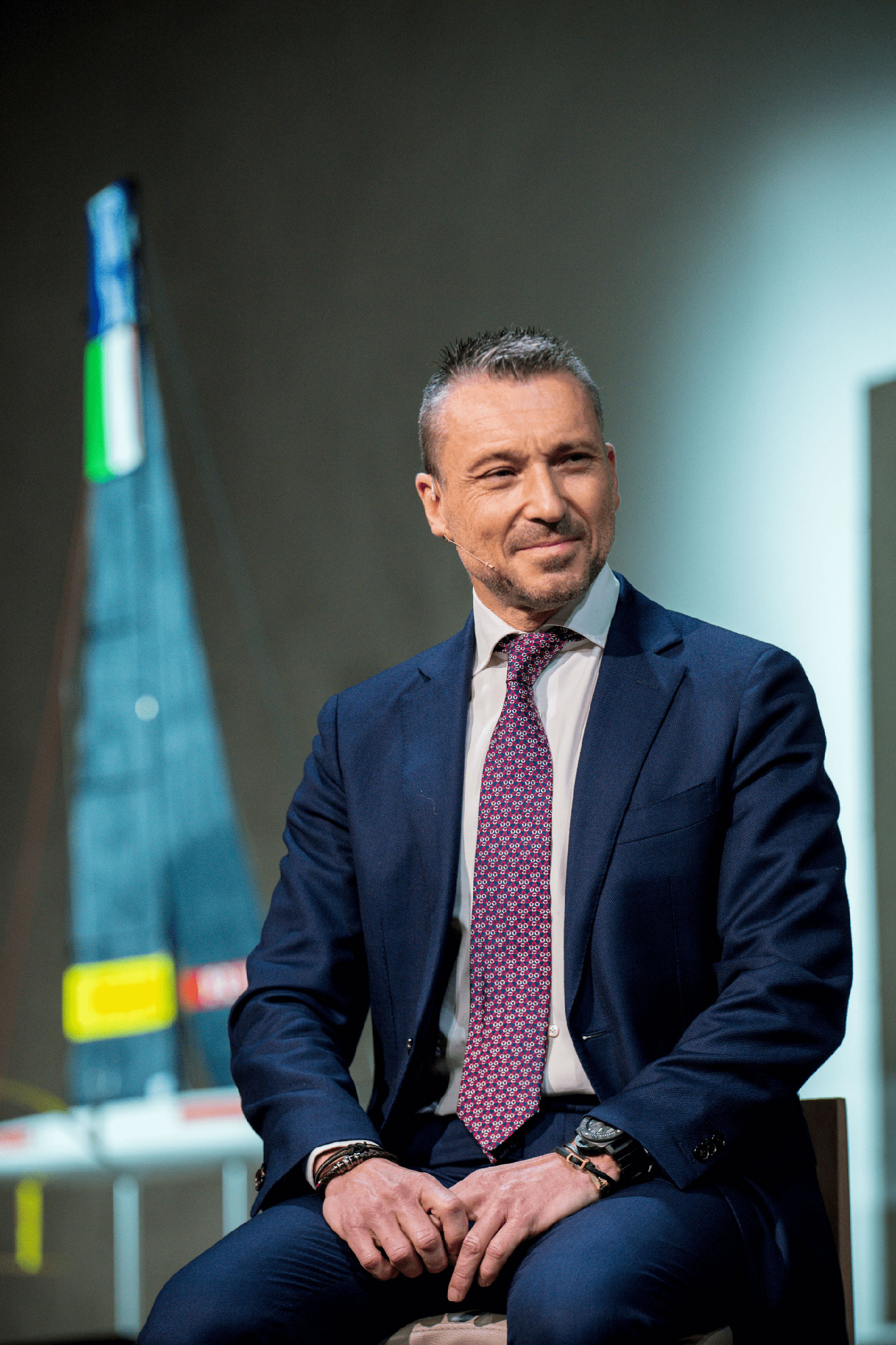 Jean-Marc Pontroue panerai CEO 2