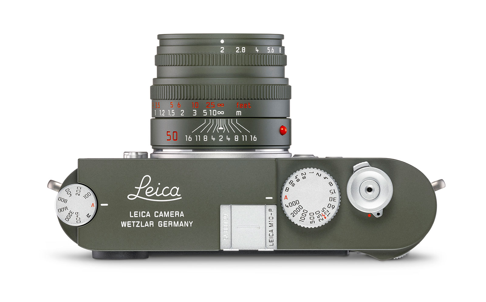 Leica M10-P Edition Safari Summicron 2